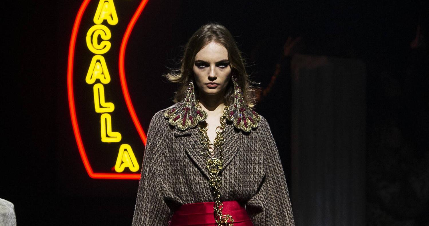 Moschino Fashion Show FW 2019 Rome