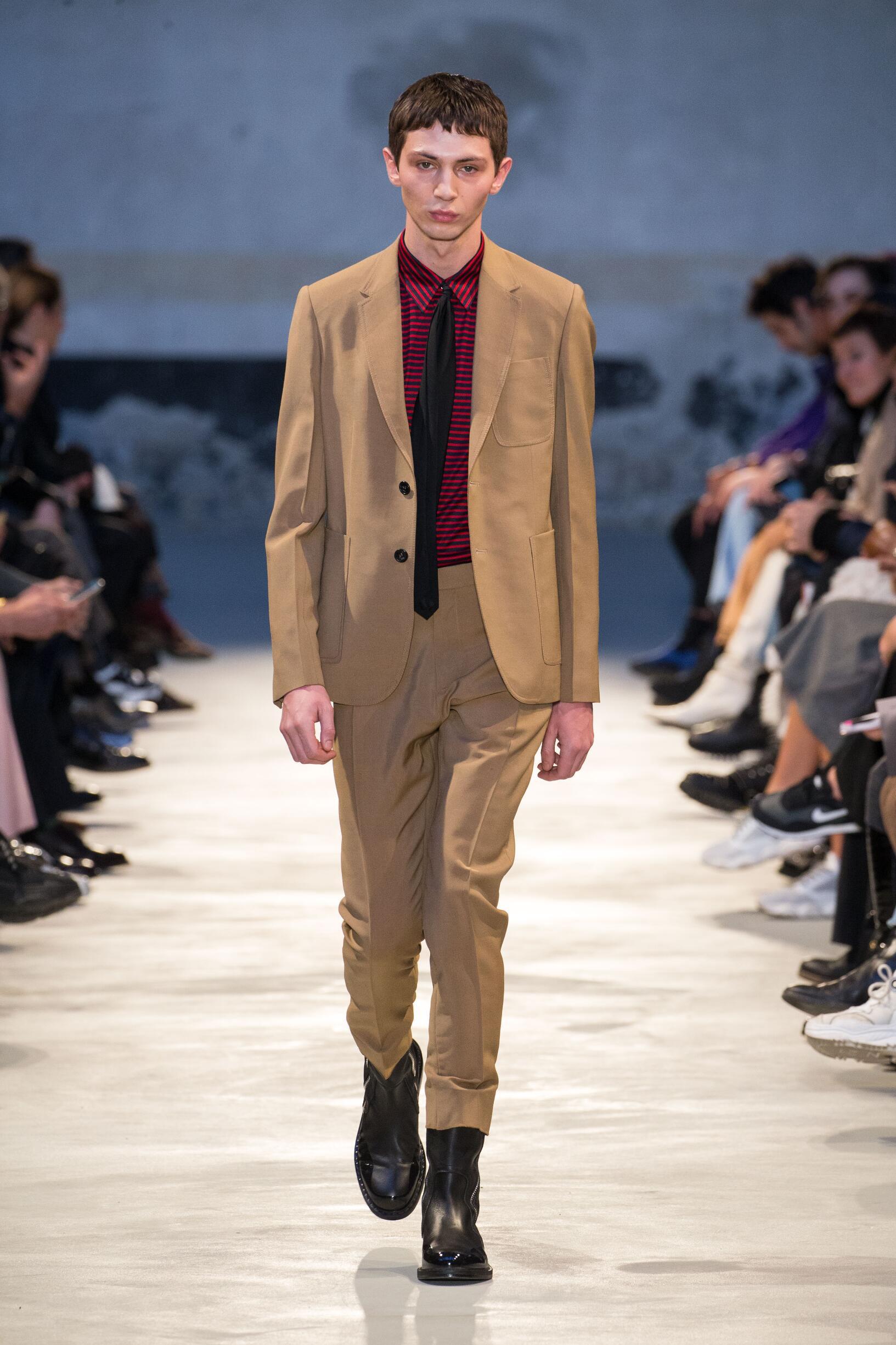 N°21 FW 2019 Menswear