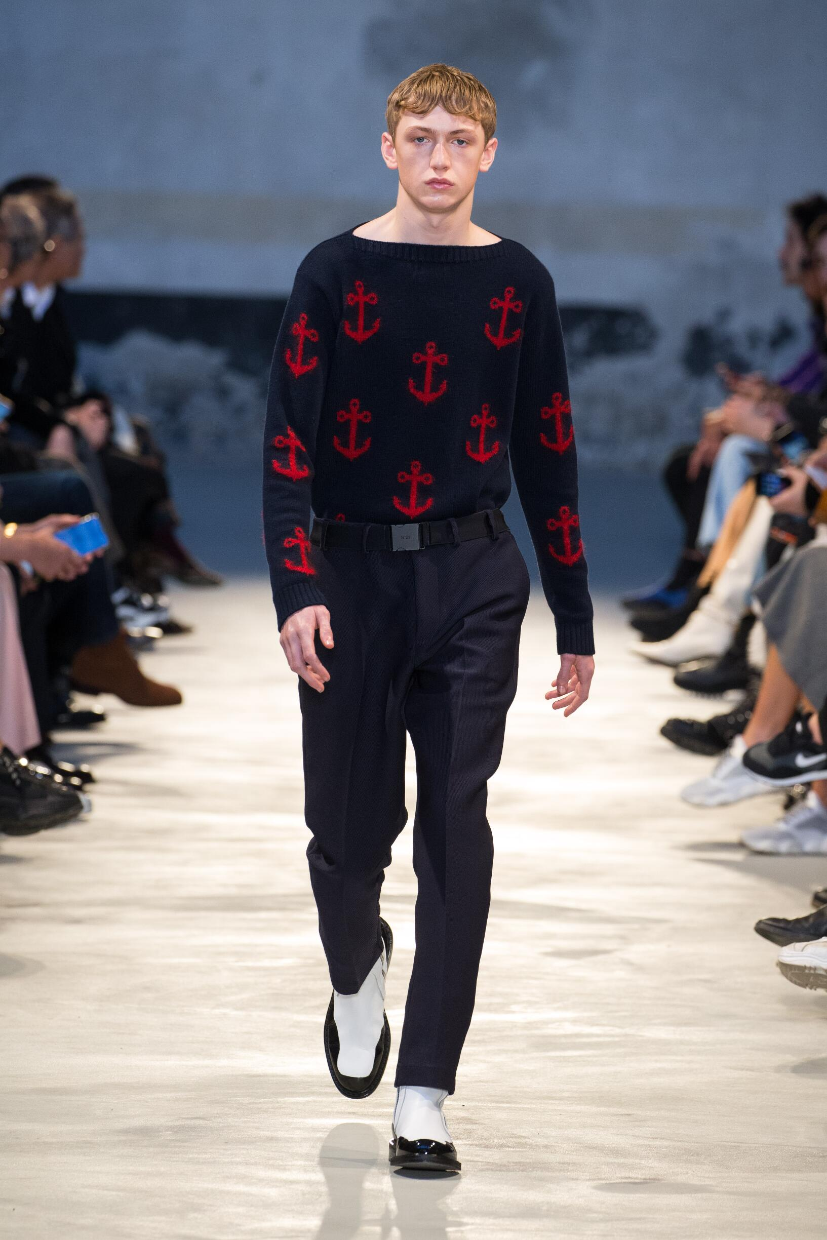 N°21 Menswear Fashion Show