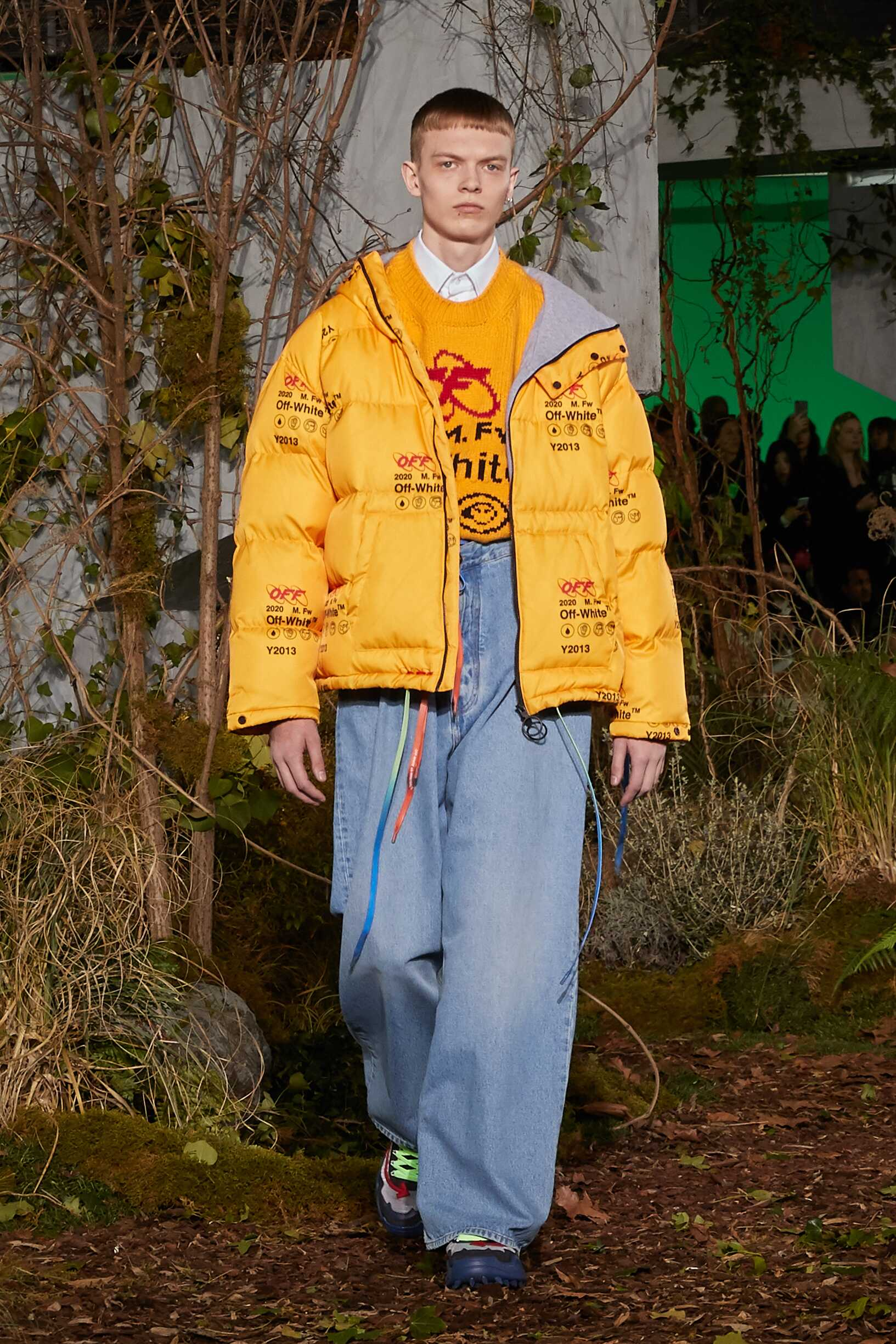 Off White c/o Virgil Abloh 2019-20 Paris