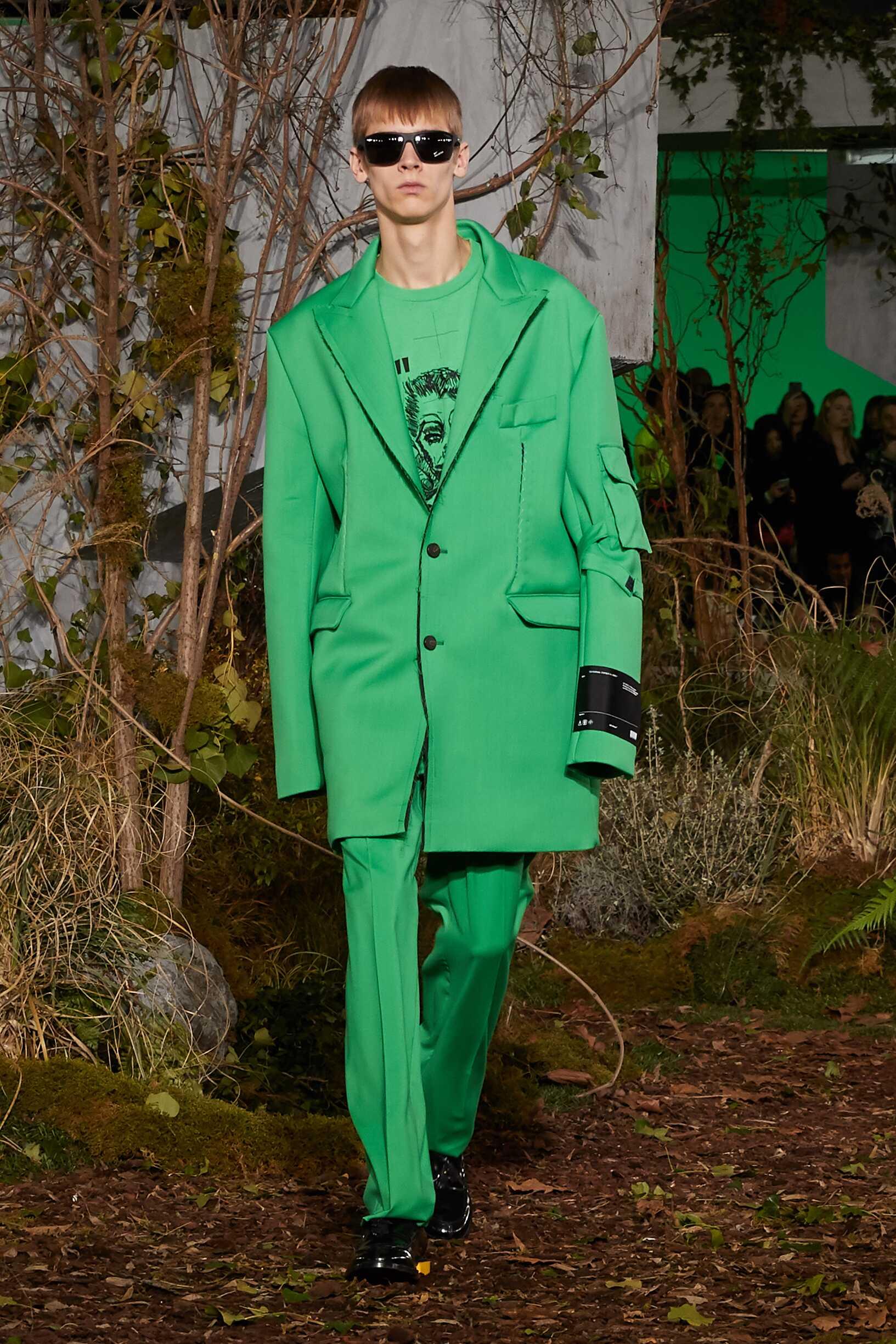 Off White c/o Virgil Abloh 2019 Paris Men Trends
