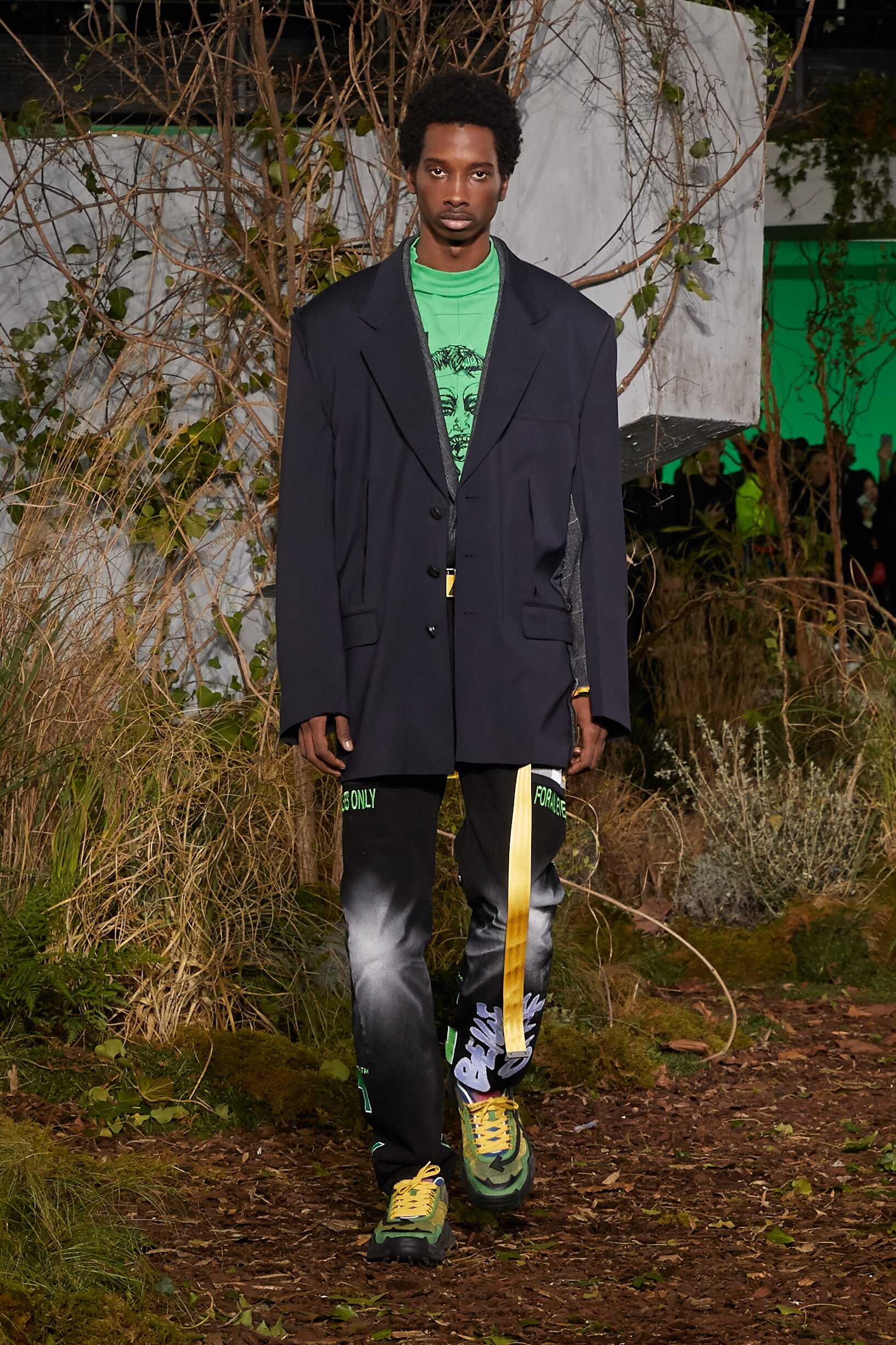 Off White c/o Virgil Abloh Catwalk