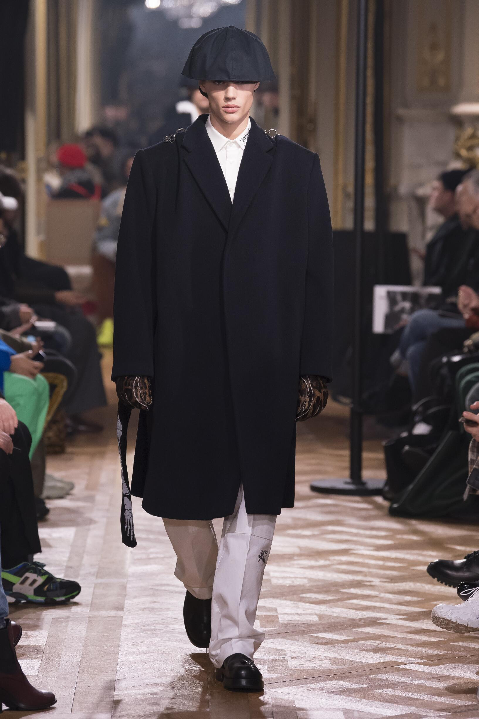 Raf Simons Fall 2019 Catwalk