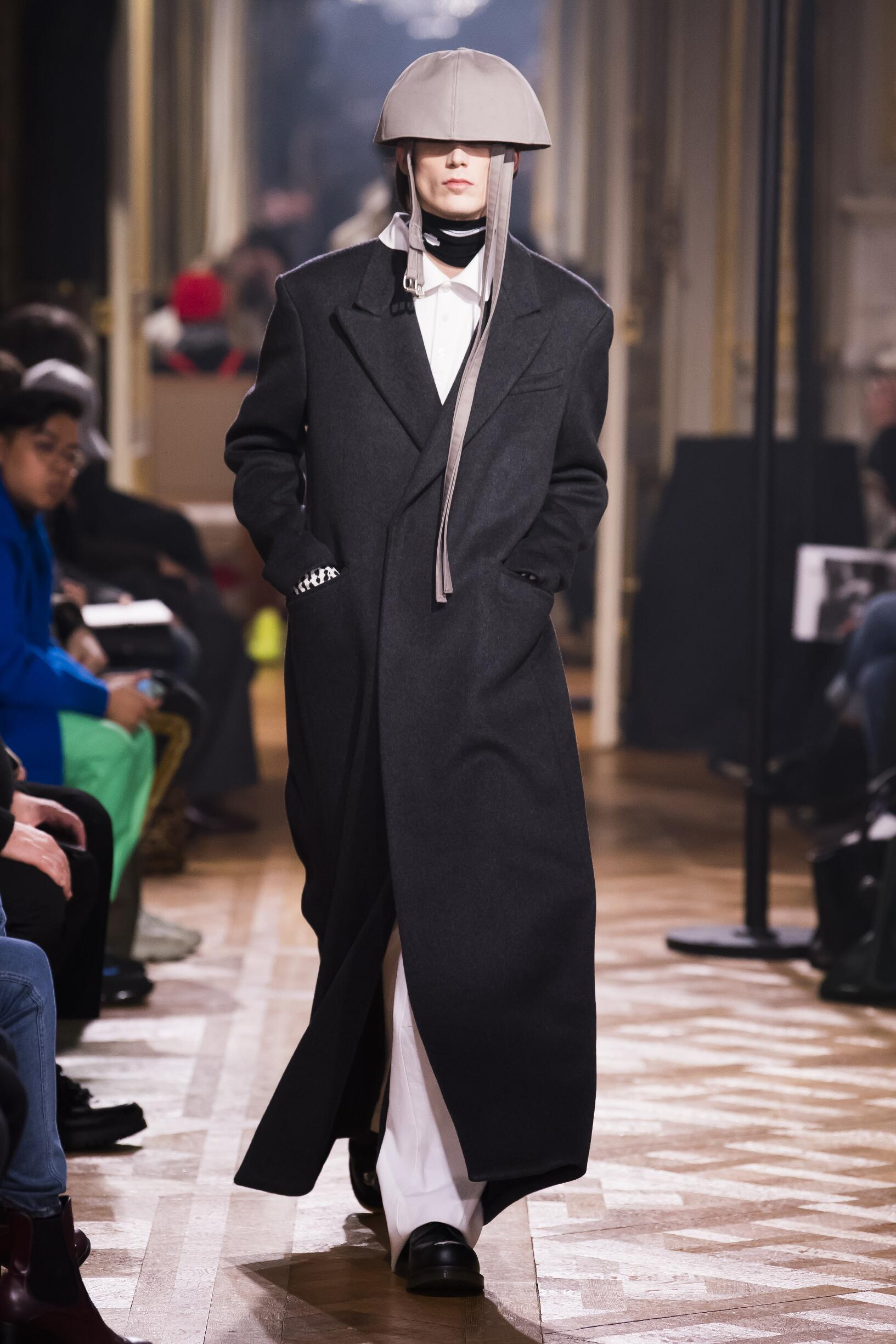 Raf Simons Fall Winter 2019 Mens Collection Paris Fashion Week