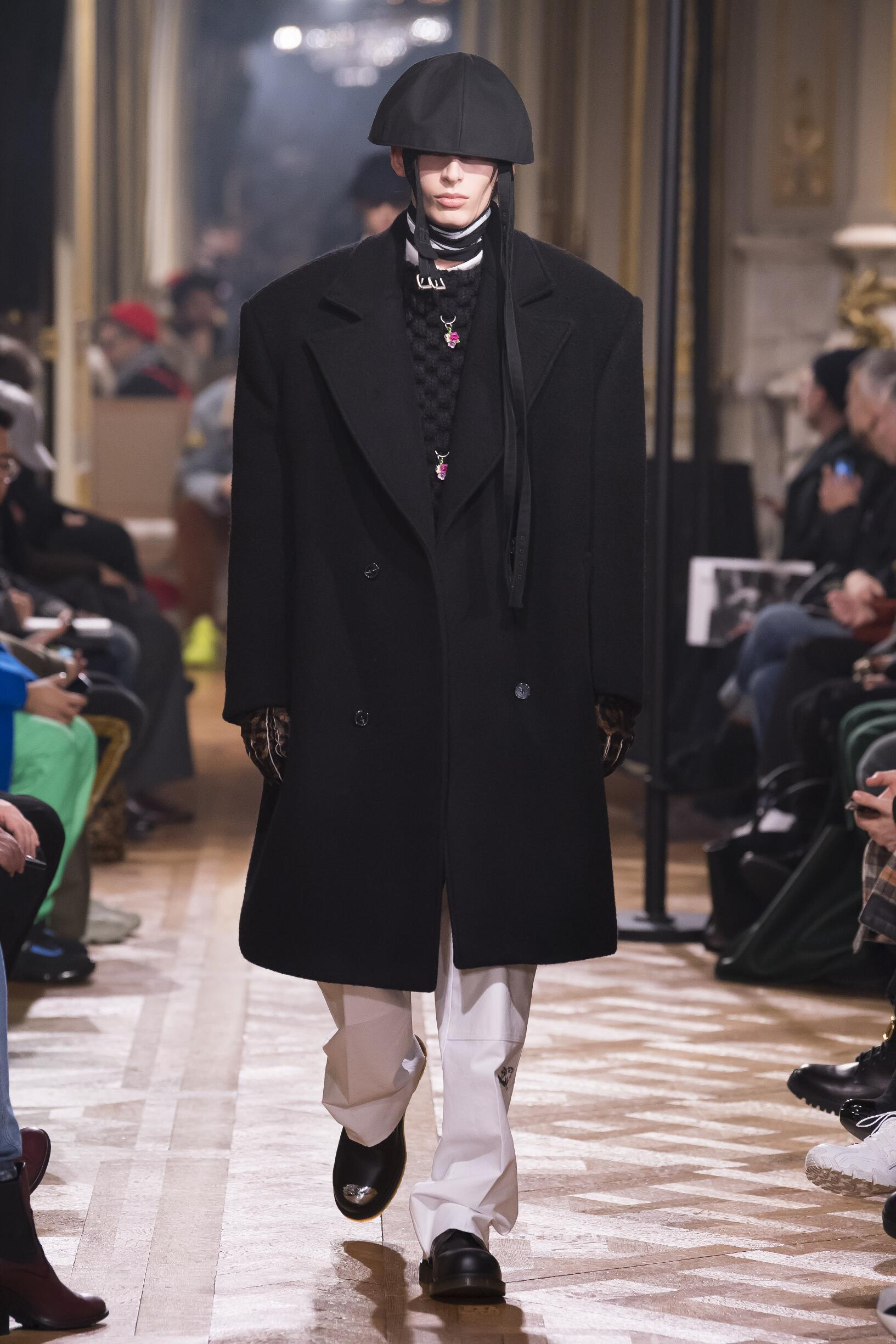 Raf Simons Fall Winter 2019