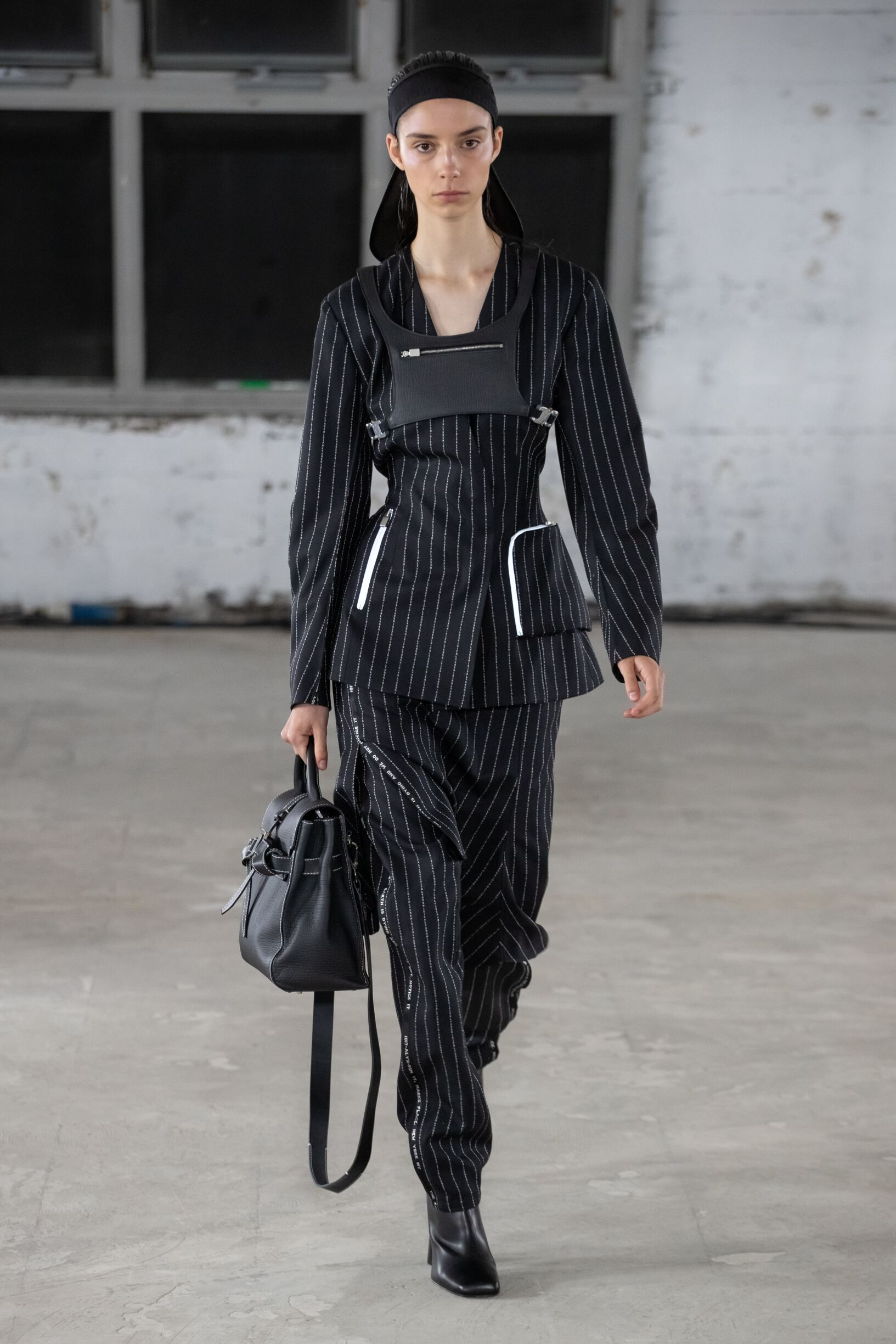 Runway ALYX Fall Winter 2019 Collection Paris Fashion Week
