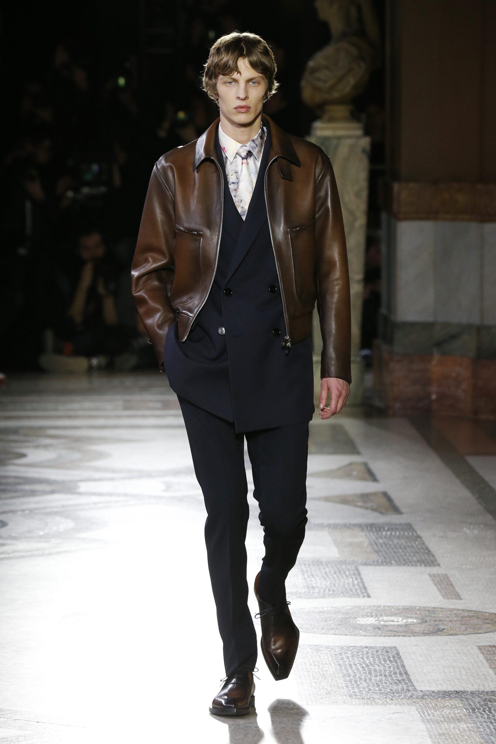 Runway Berluti Fall Winter 2019 Collection Paris Fashion Week