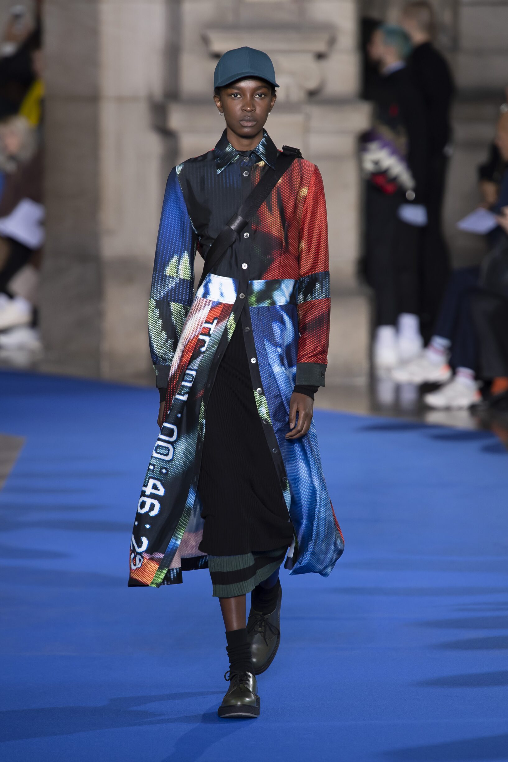 Runway Études Fall Winter 2019 Collection Paris Fashion Week