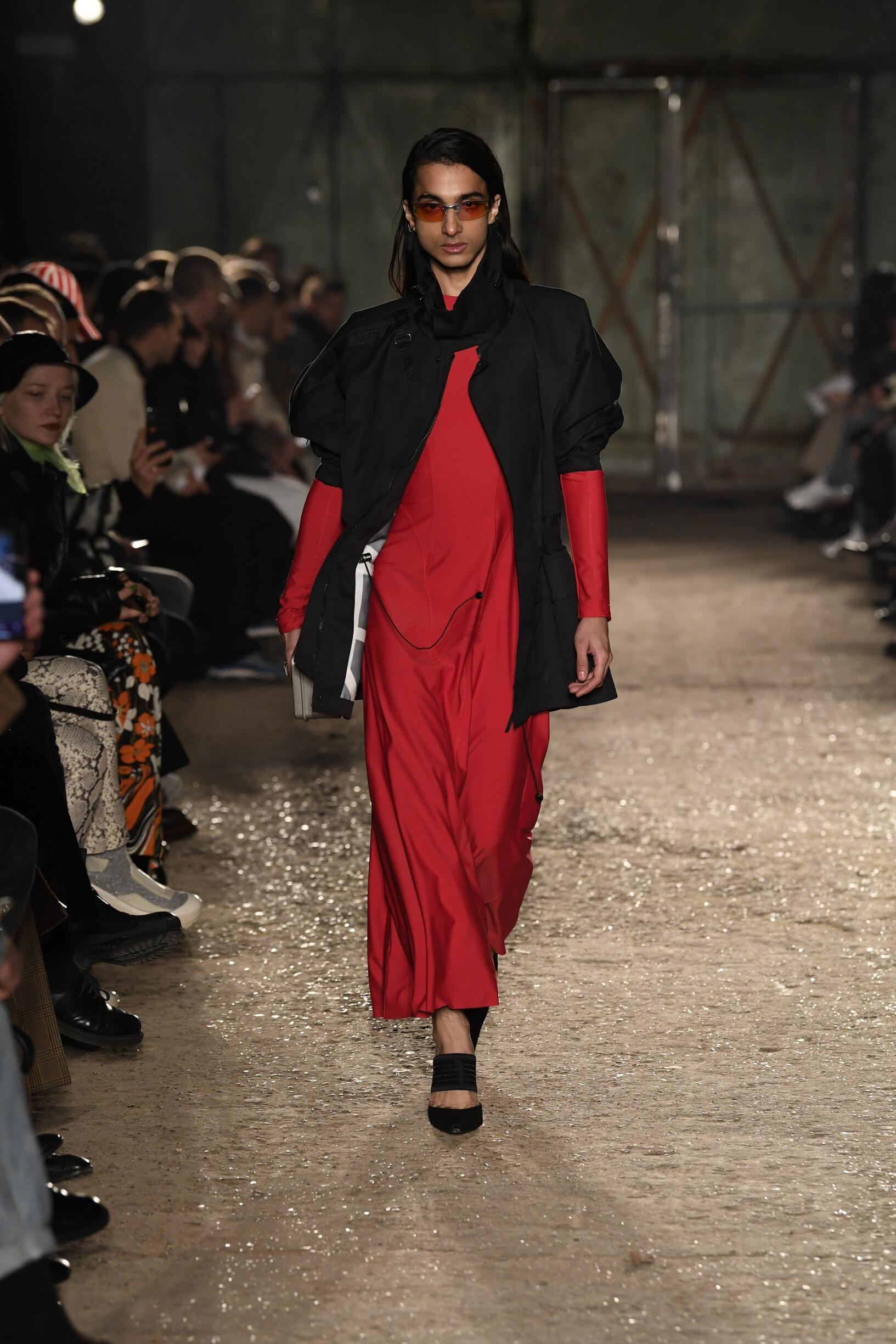 Runway GMBH Fall Winter 2019 Collection Paris Fashion Week