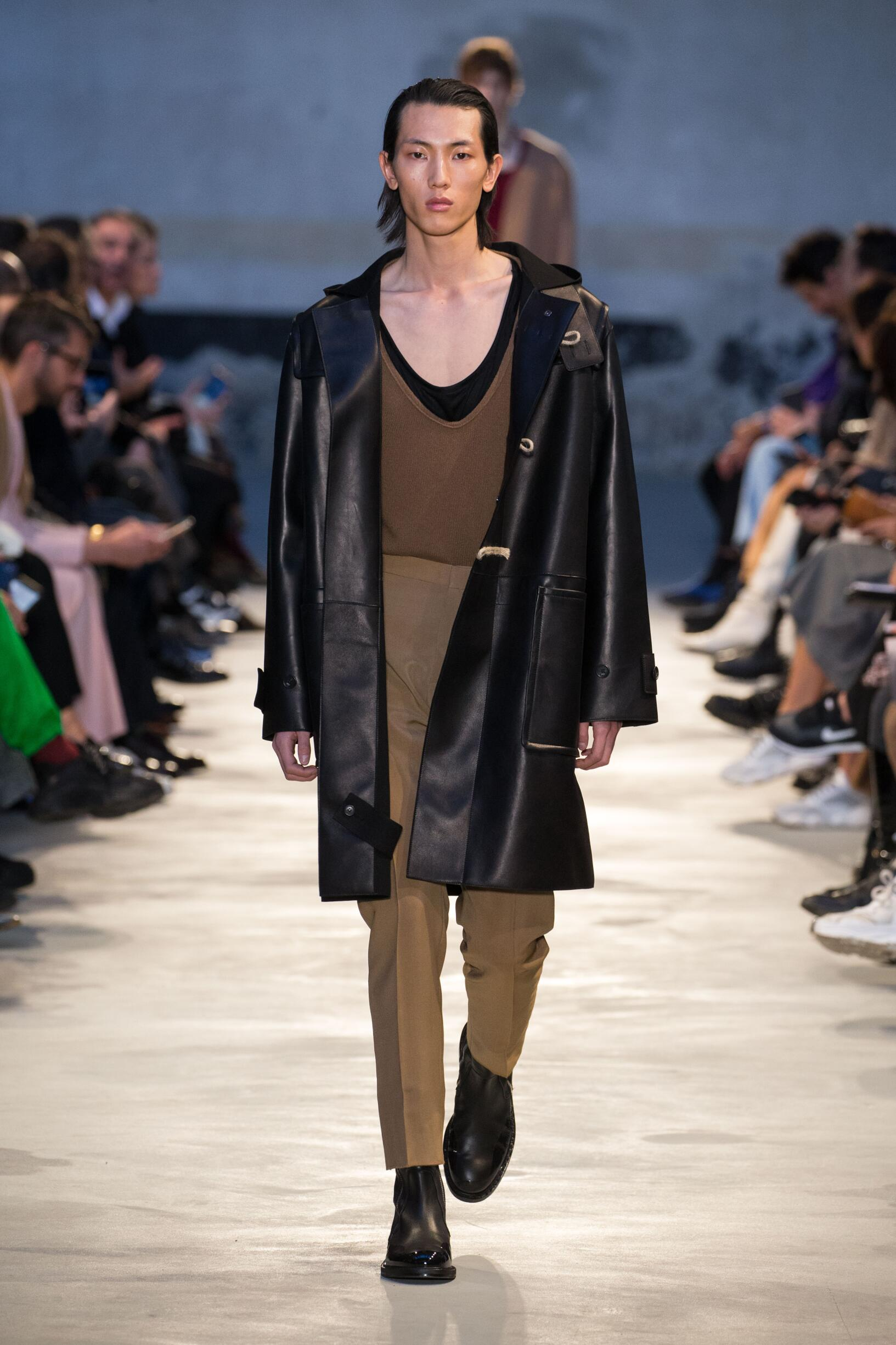 Runway N°21 Fall Winter 2019 Men's Collection Milan Fashion Week