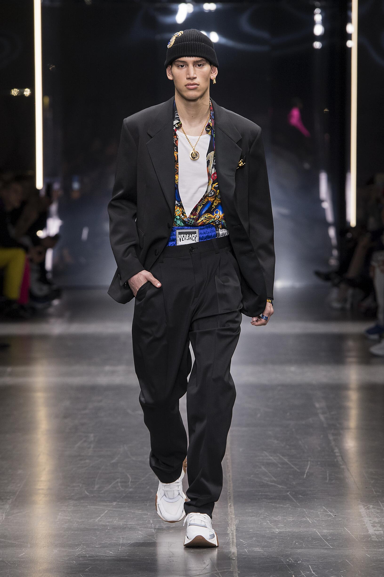 Versace 2019-20 Milan
