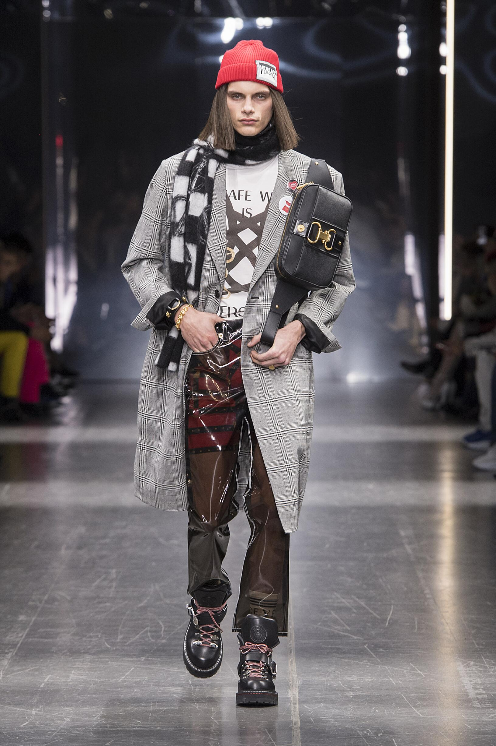 Versace FW 2019 Menswear