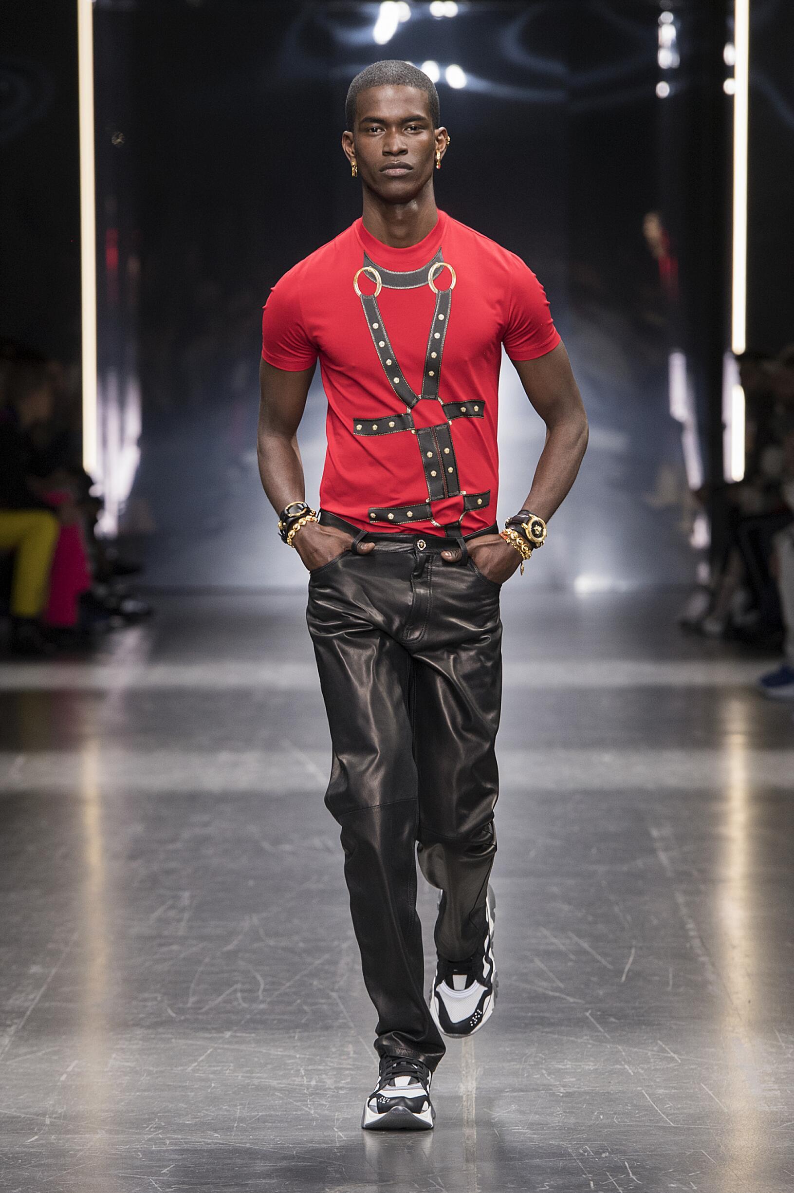 Versace Man 2019