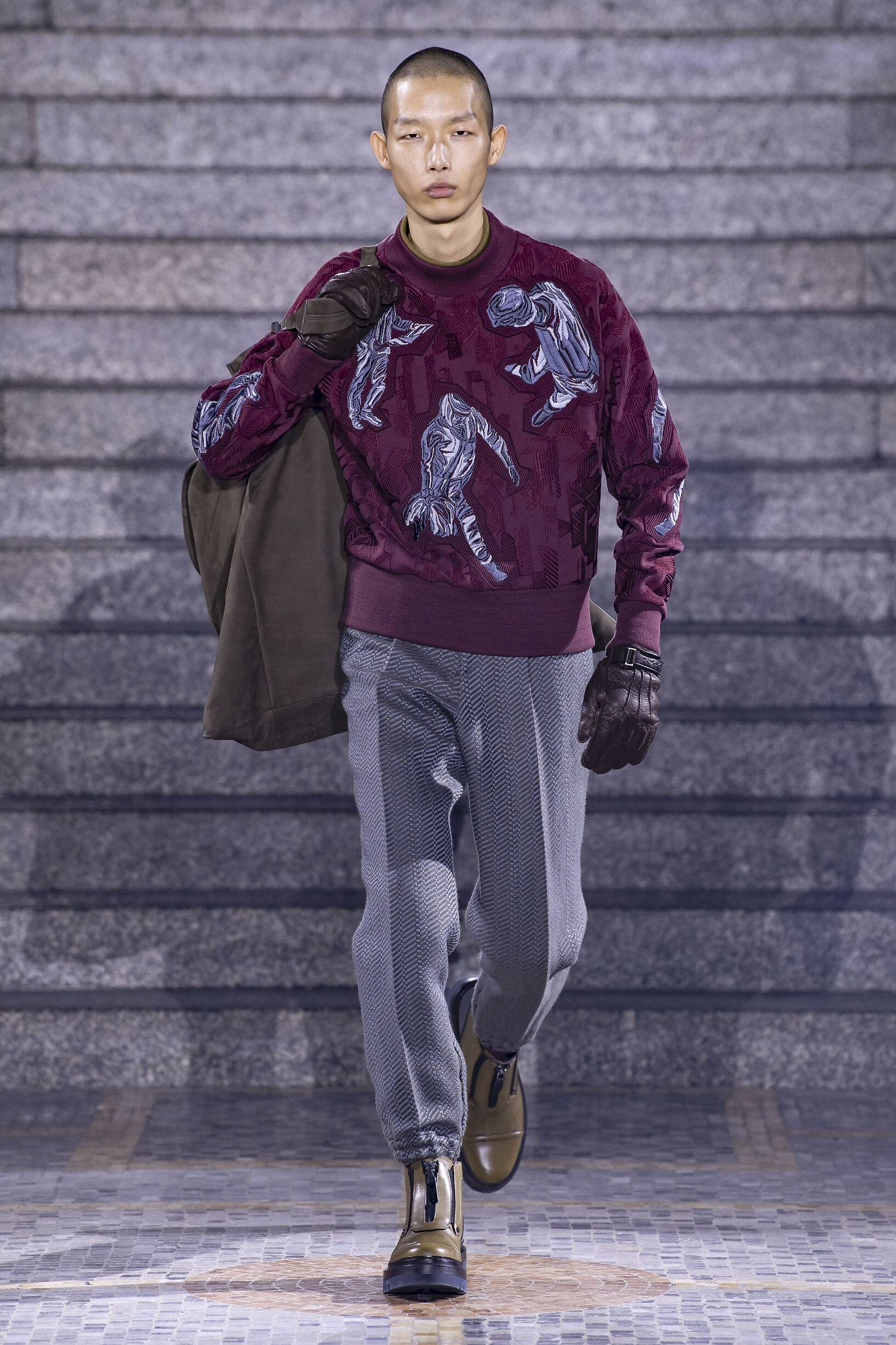 Winter 2019 Fashion Trends Ermenegildo Zegna