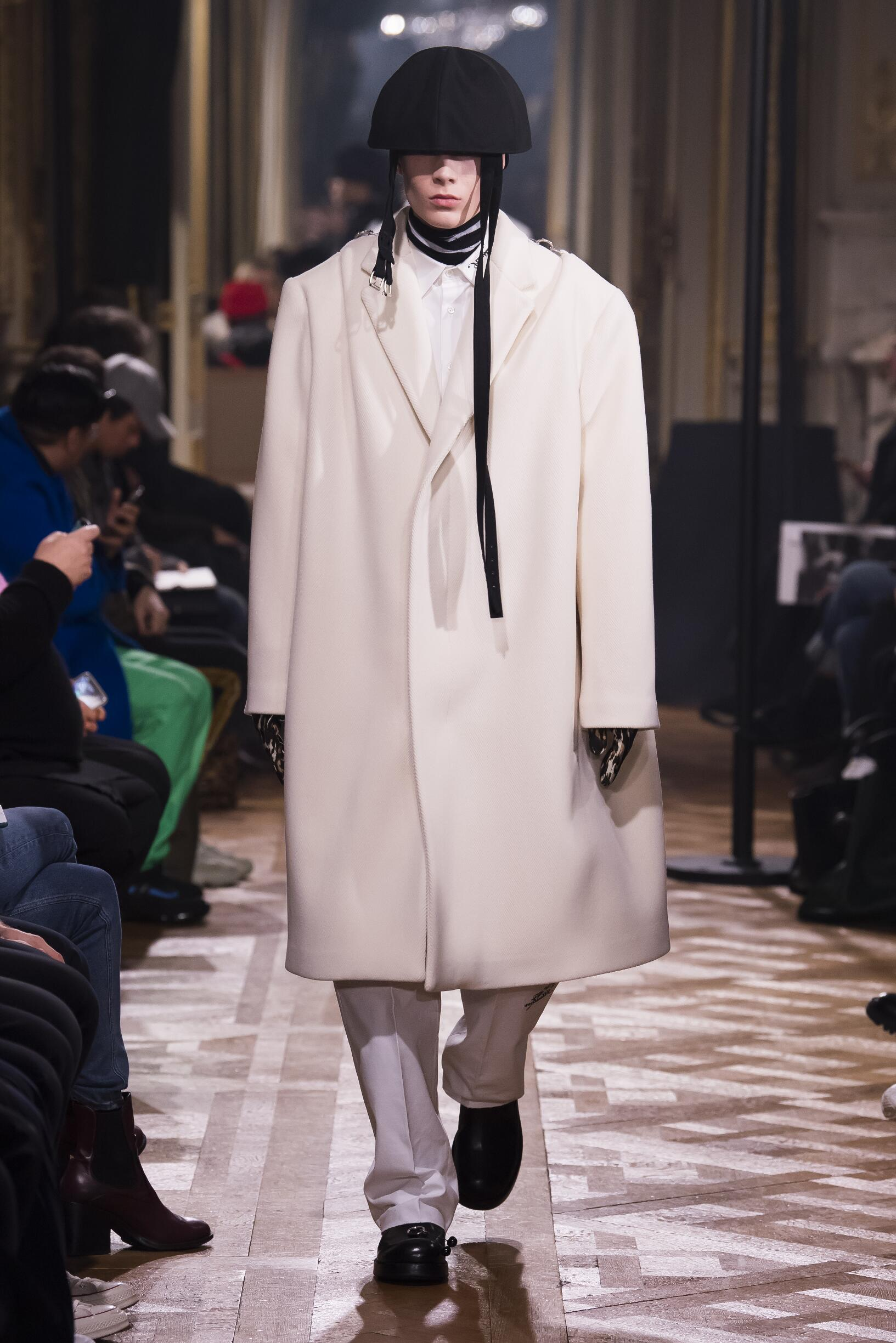Winter 2019 Fashion Trends Raf Simons