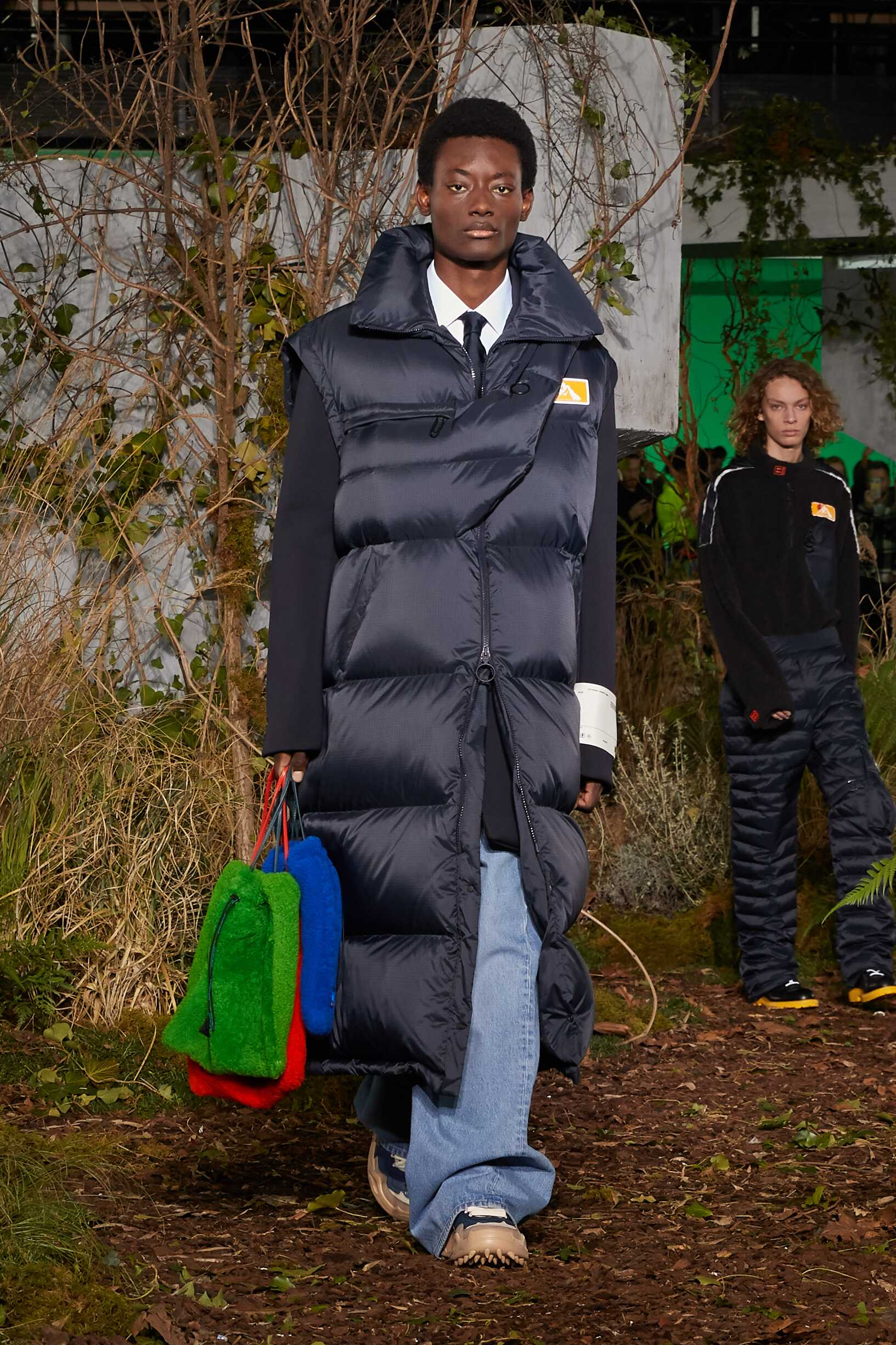 Winter 2019 Man Trends Off White c/o Virgil Abloh
