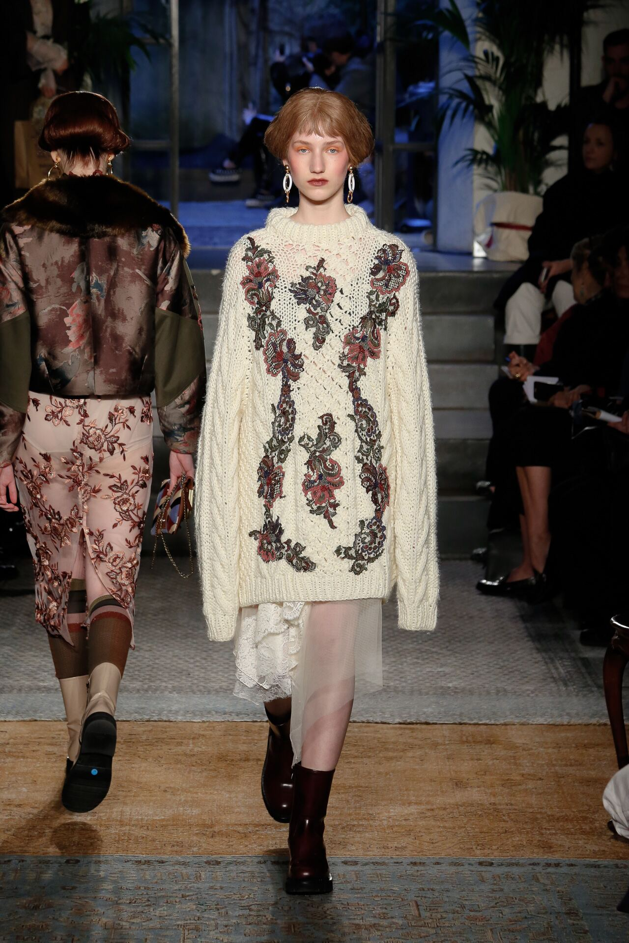 2019 Antonio Marras Winter Runway