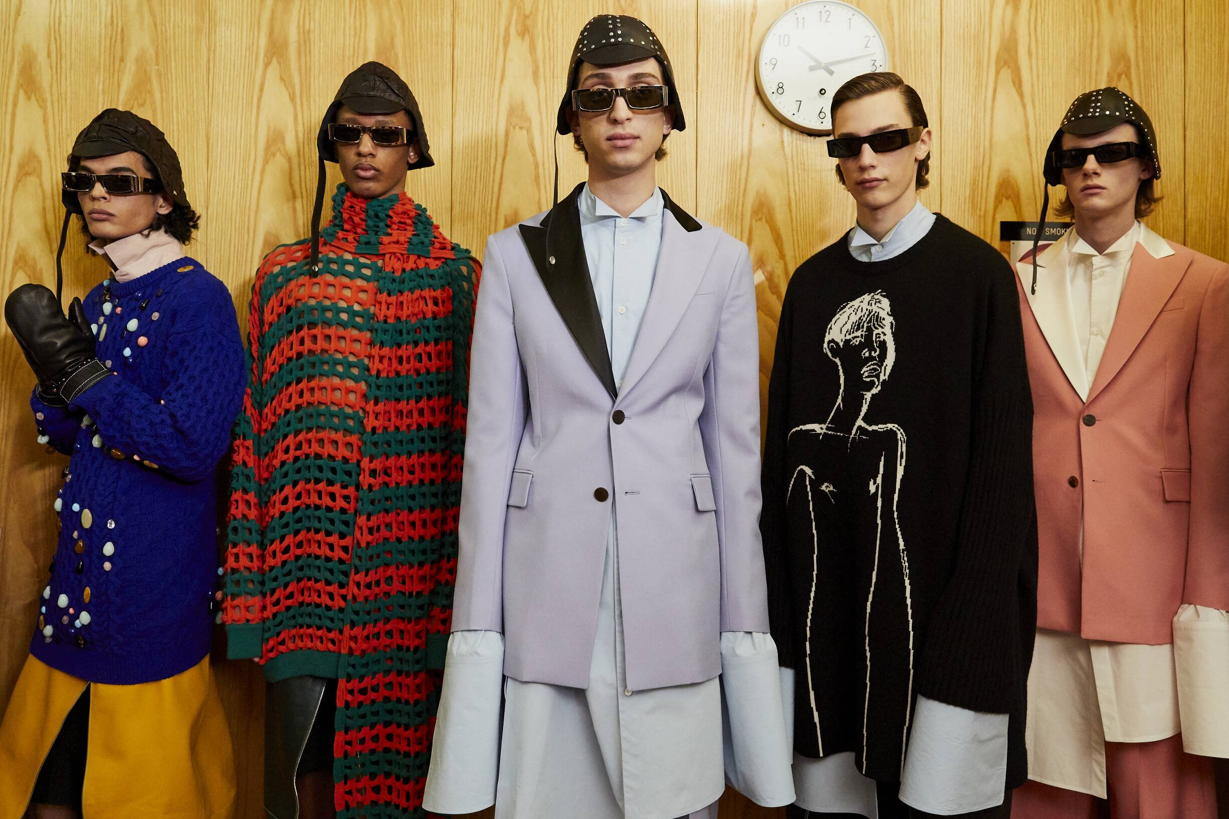 2019 Backstage Loewe Models