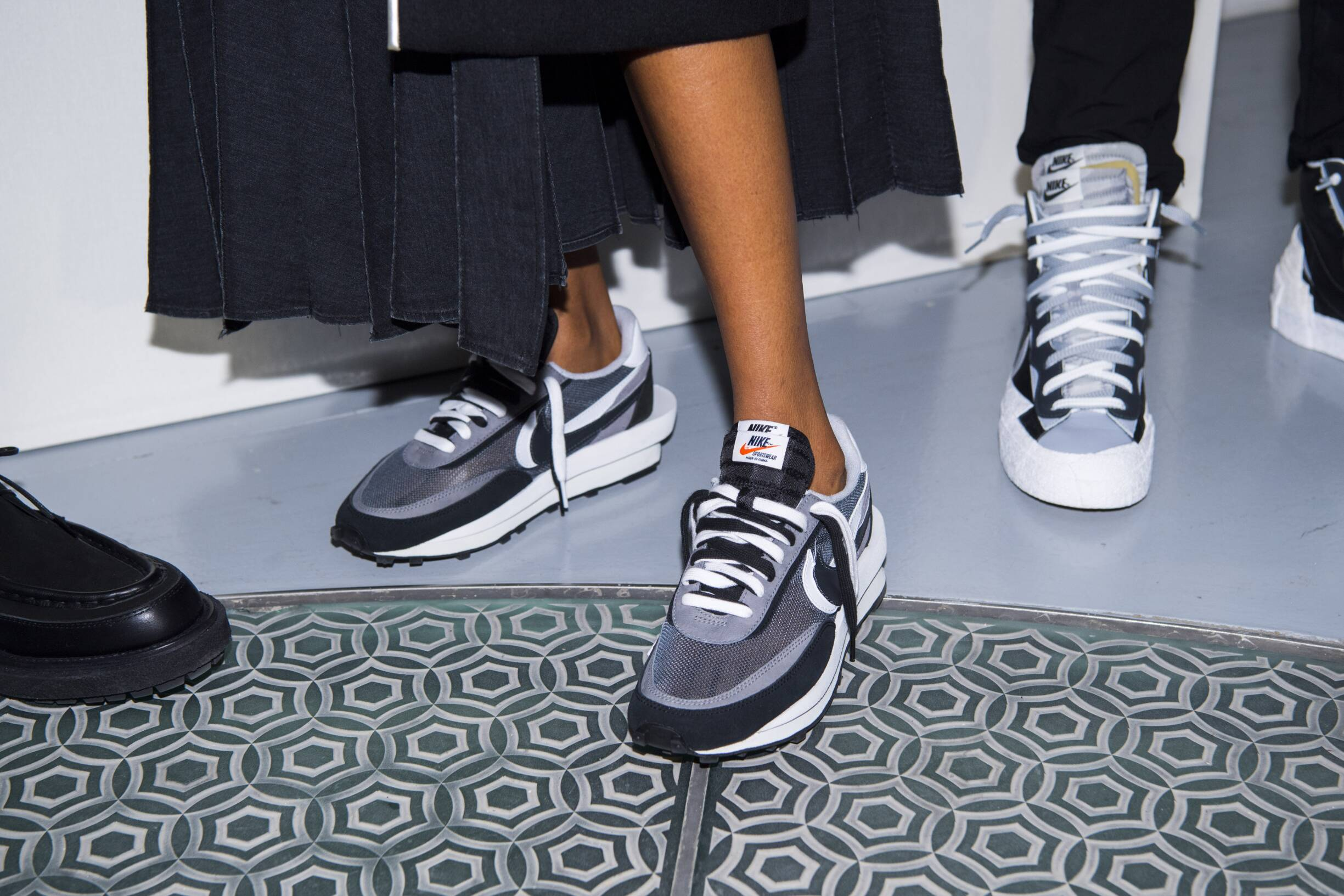 2019 Backstage Sacai Shoes Trends
