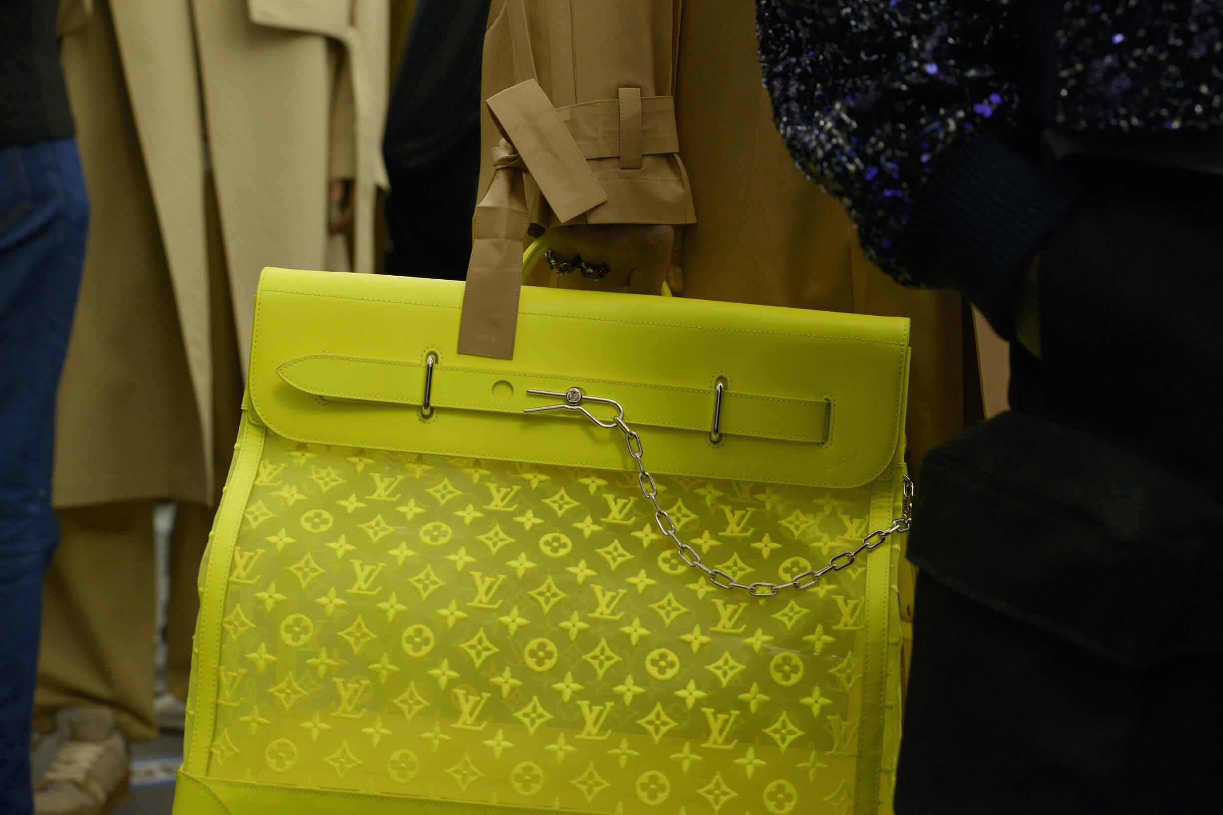 2019 Bag Backstage Louis Vuitton