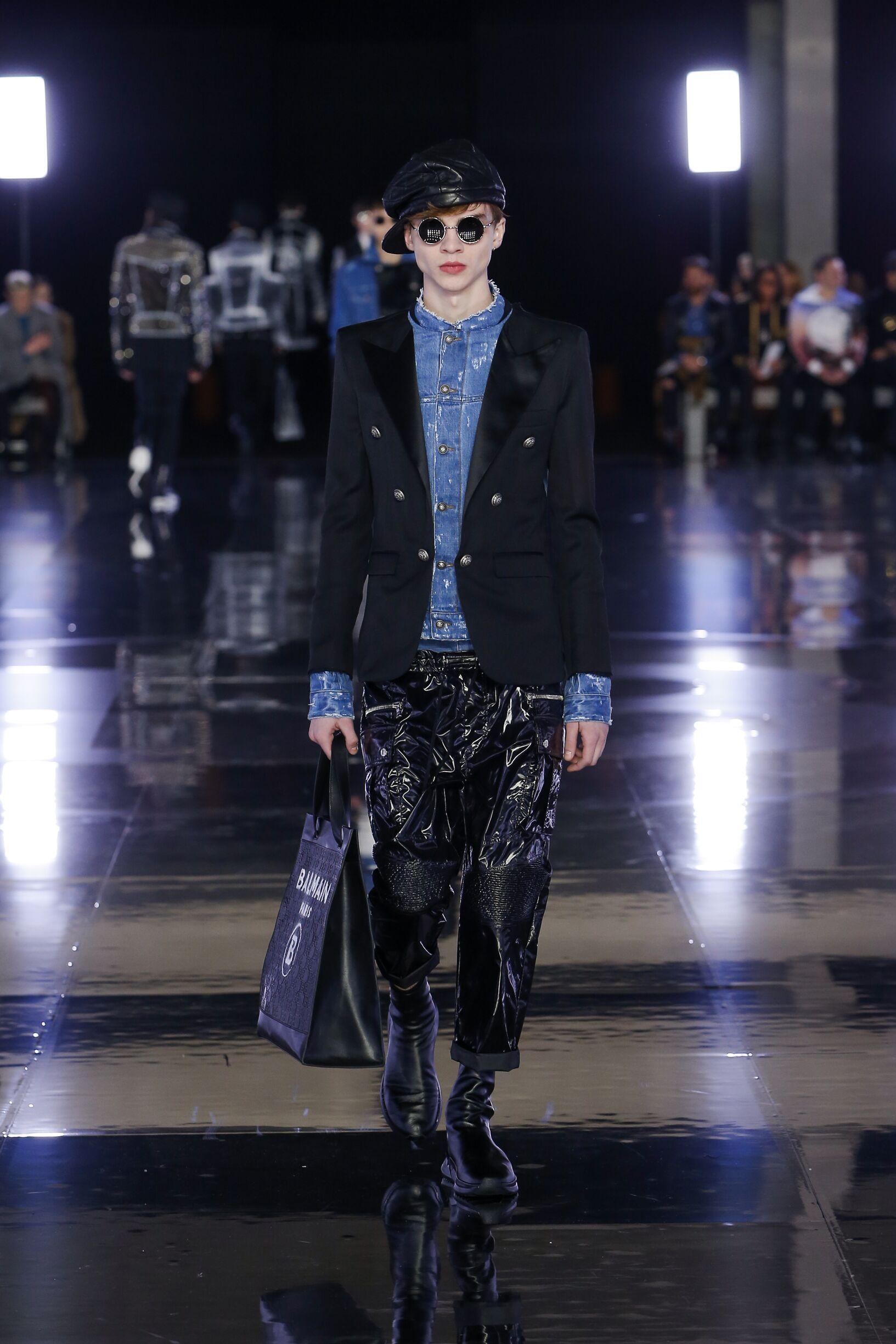 2019 Balmain Trends Paris Fashion Week