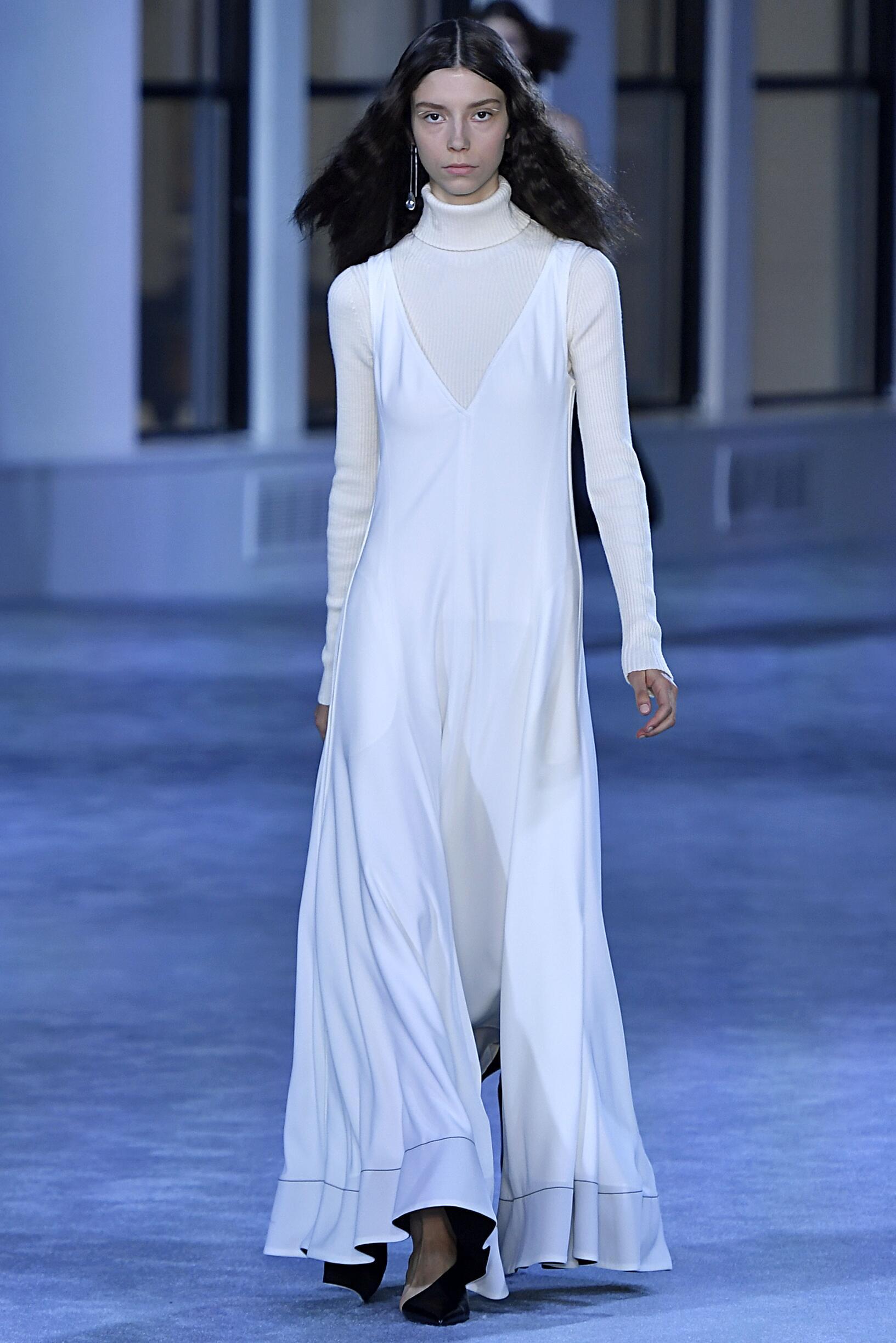 2019 Catwalk 3.1 Phillip Lim Woman Fashion Show Winter