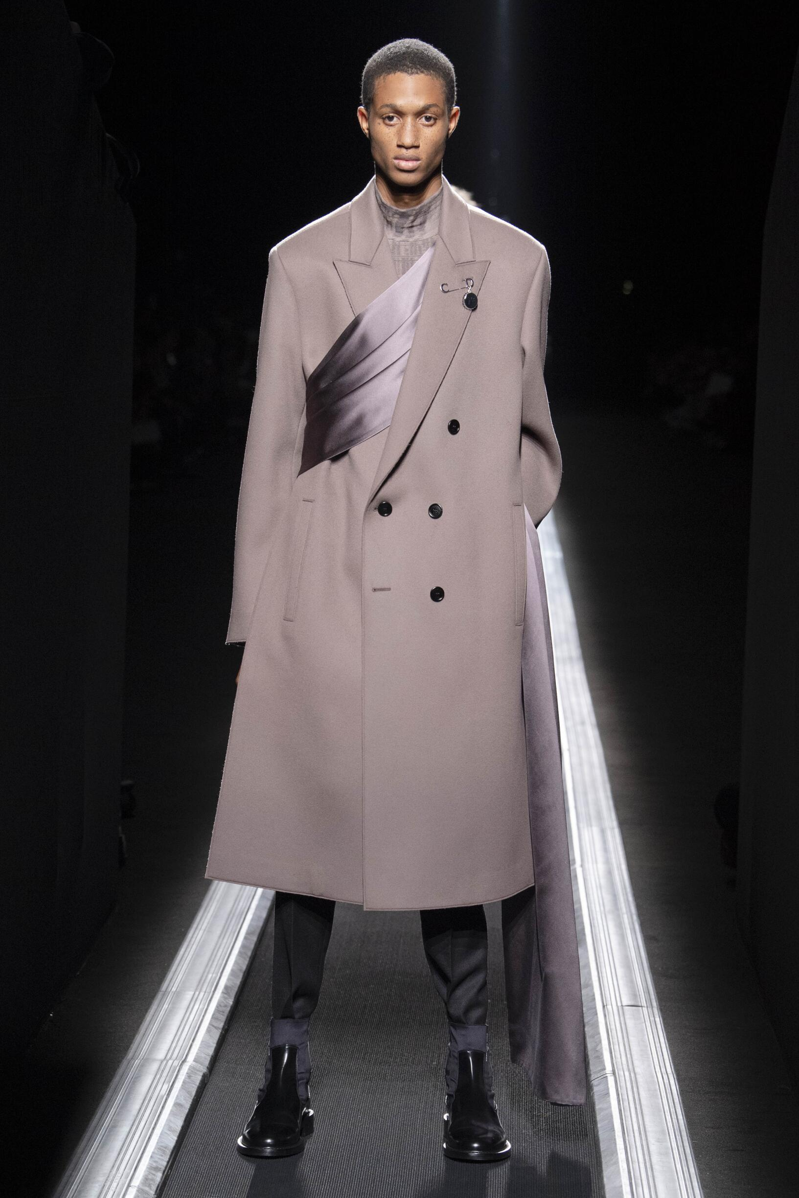 2019 Catwalk Dior Winter