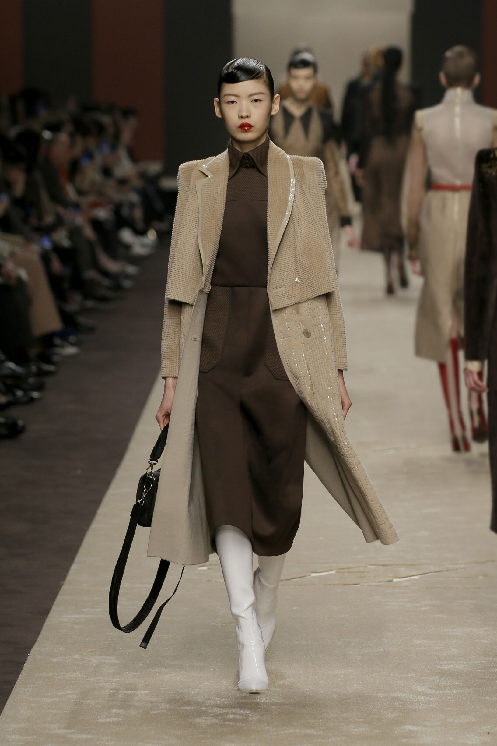 2019 Catwalk Fendi Winter