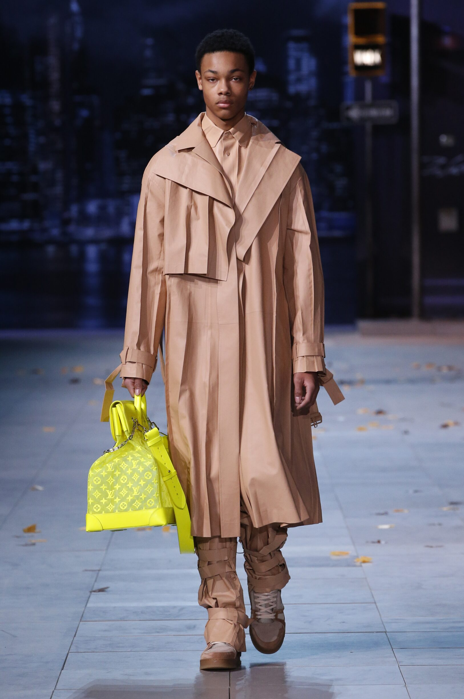 2019 Catwalk Louis Vuitton Winter