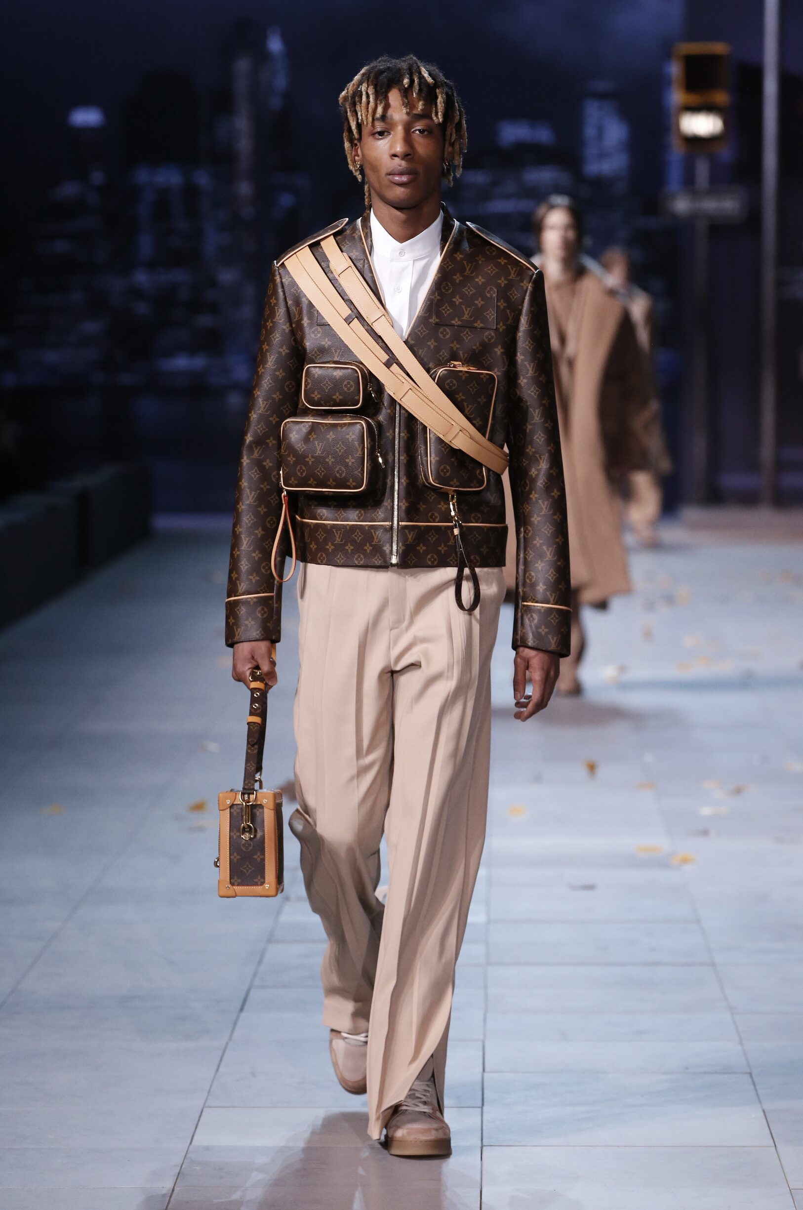 2019 Catwalk Louis Vuitton