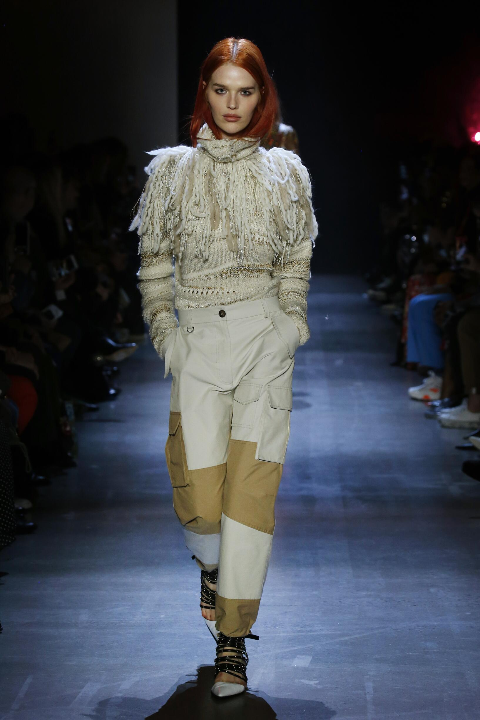 2019 Catwalk Prabal Gurung Winter