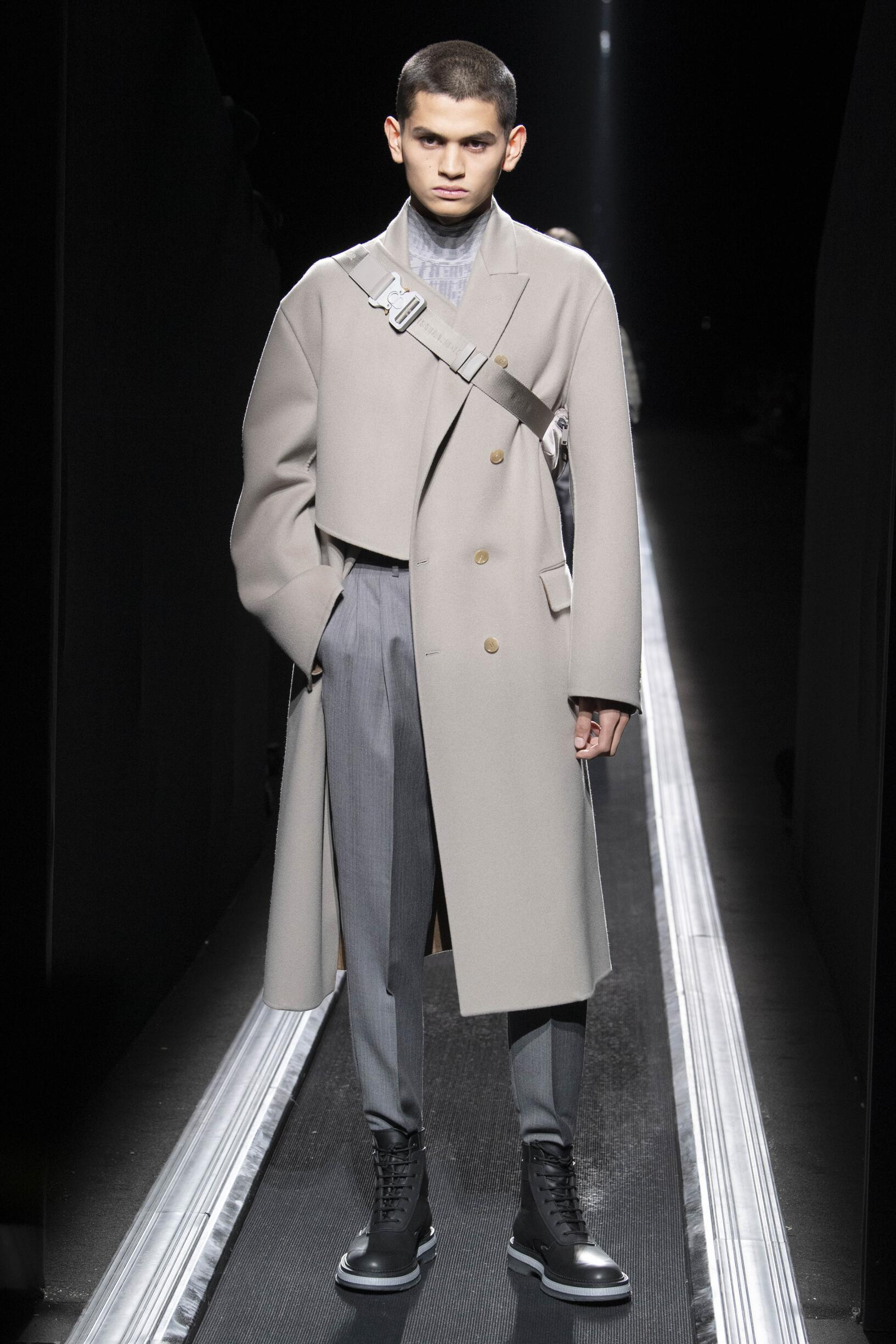 2019 Dior Fall Winter Man