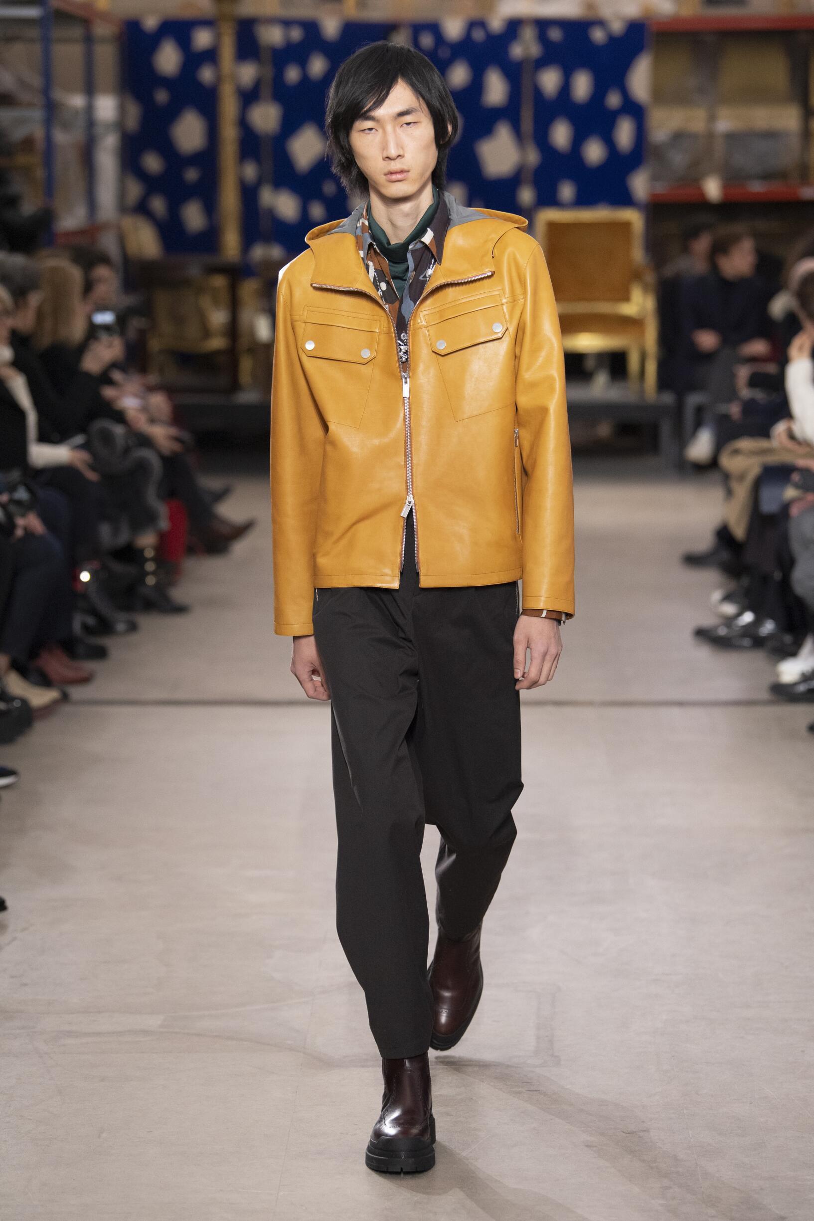 2019 Hermès Fall Catwalk