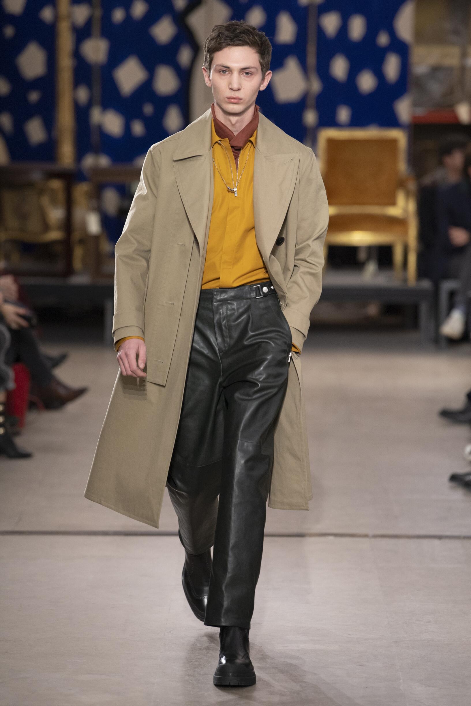 2019 Hermès Fall Winter Man