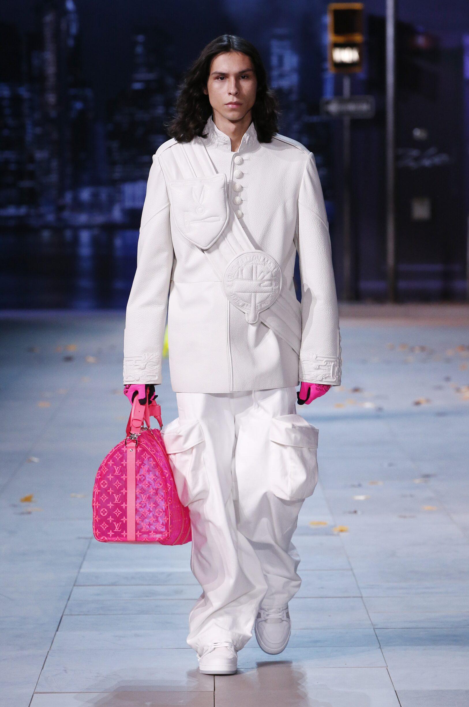 2019 Louis Vuitton Fall Catwalk