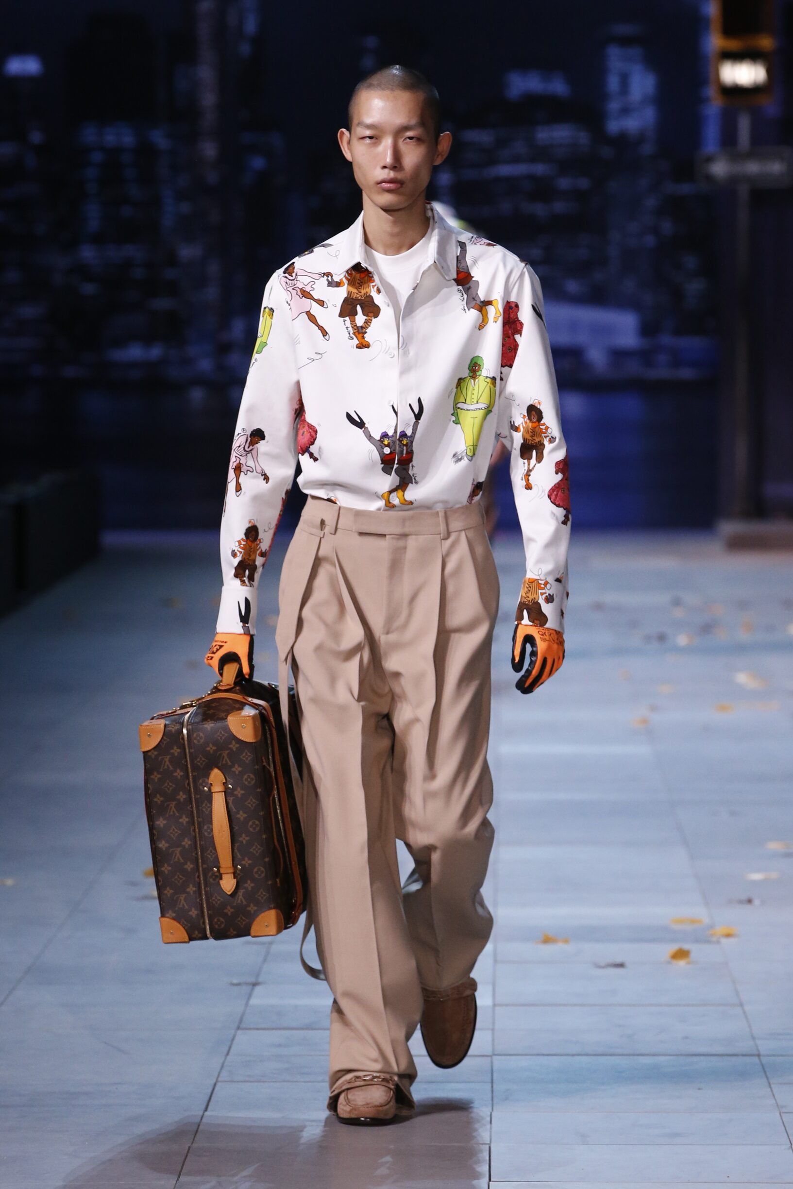 2019 Louis Vuitton Trends Paris Fashion