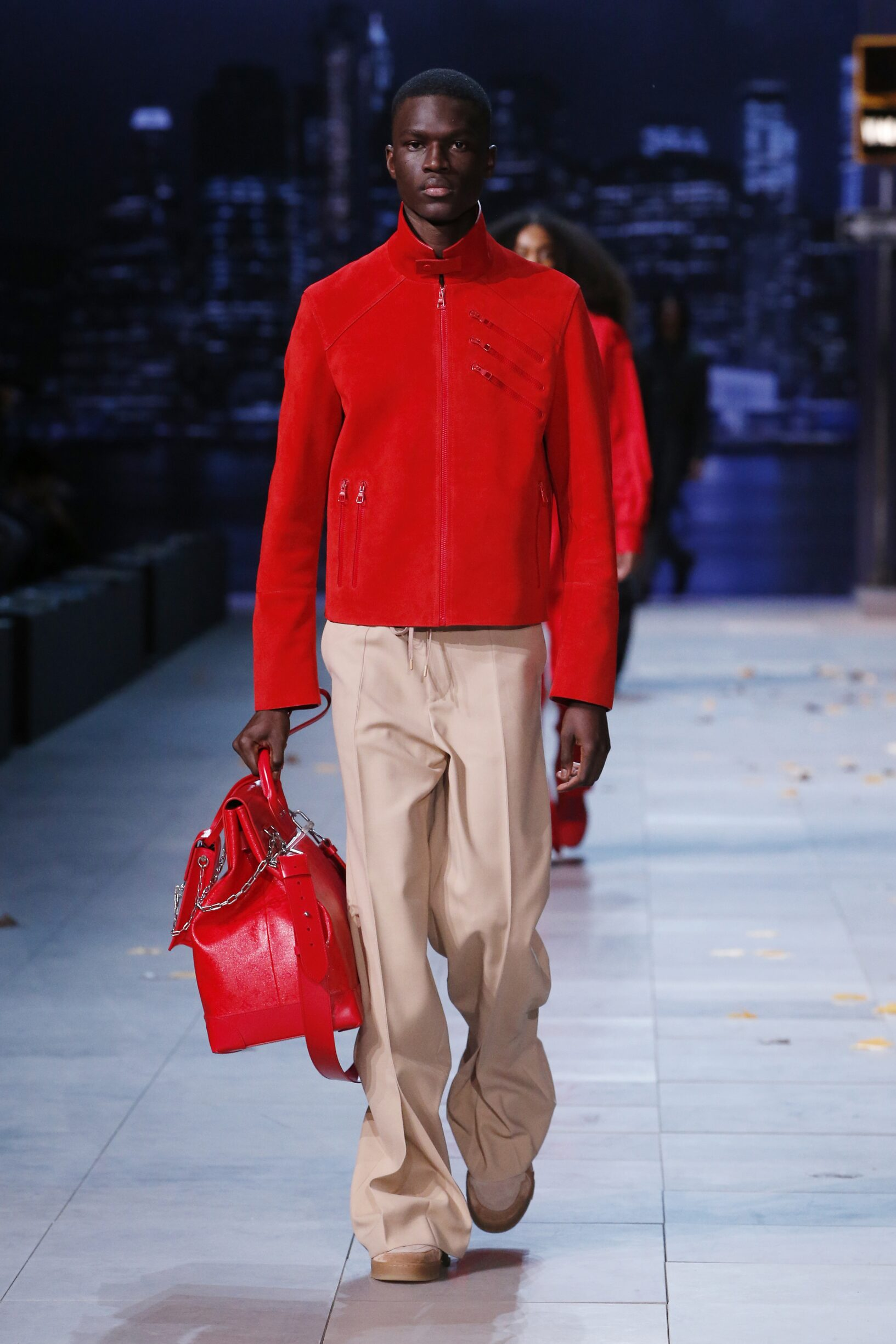 2019 Louis Vuitton Winter Runway