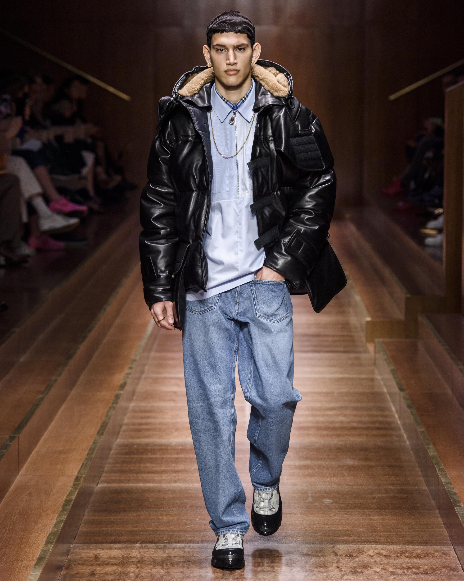 2019 Man Style Burberry