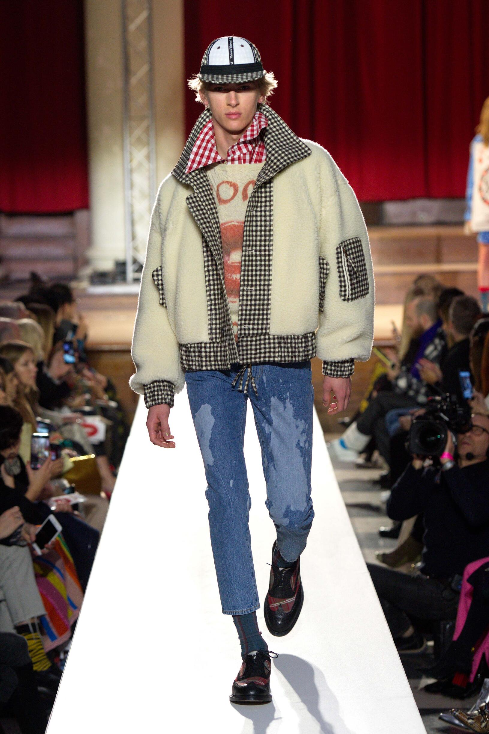 2019 Man Style Vivienne Westwood