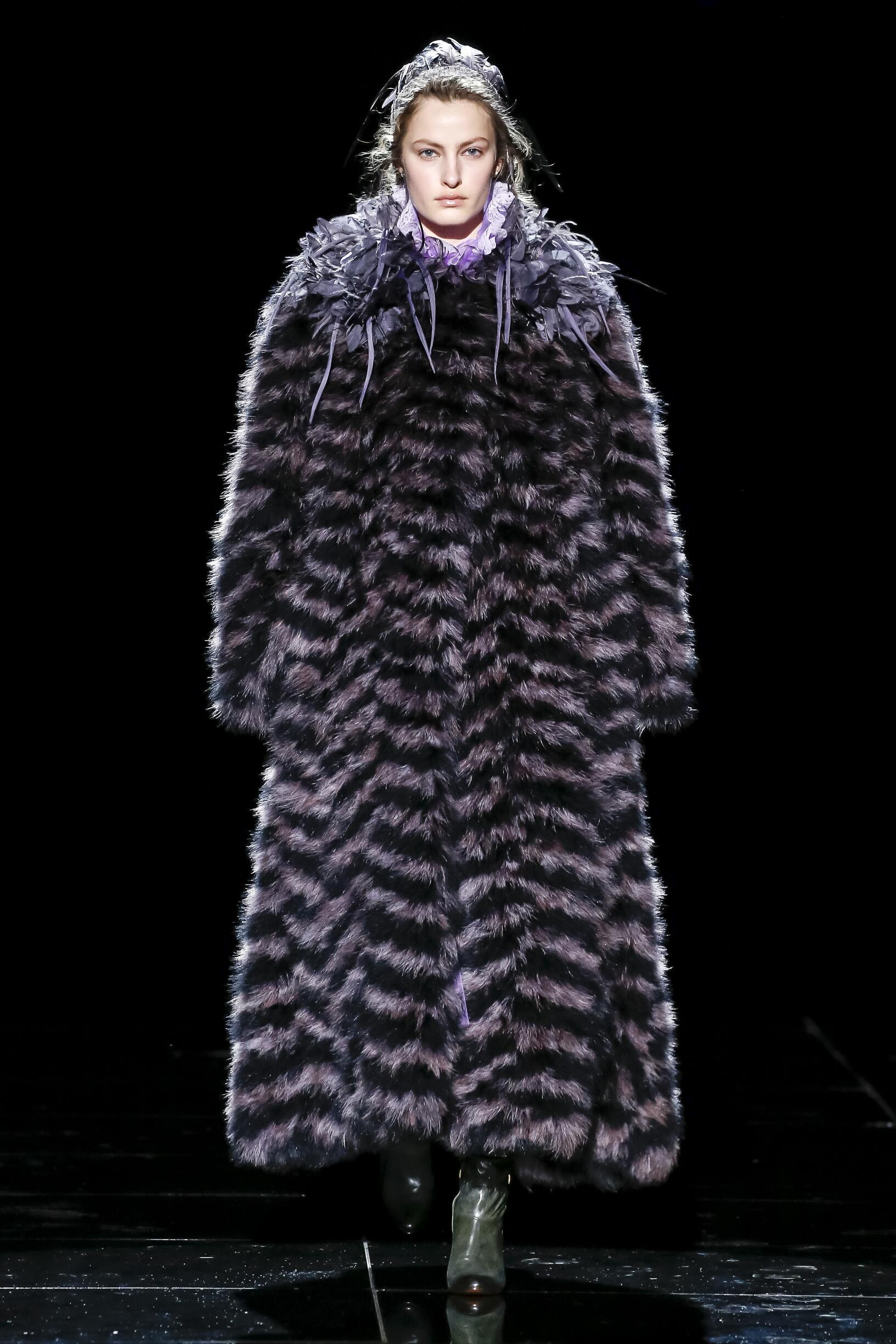 2019 Marc Jacobs Winter Catwalk