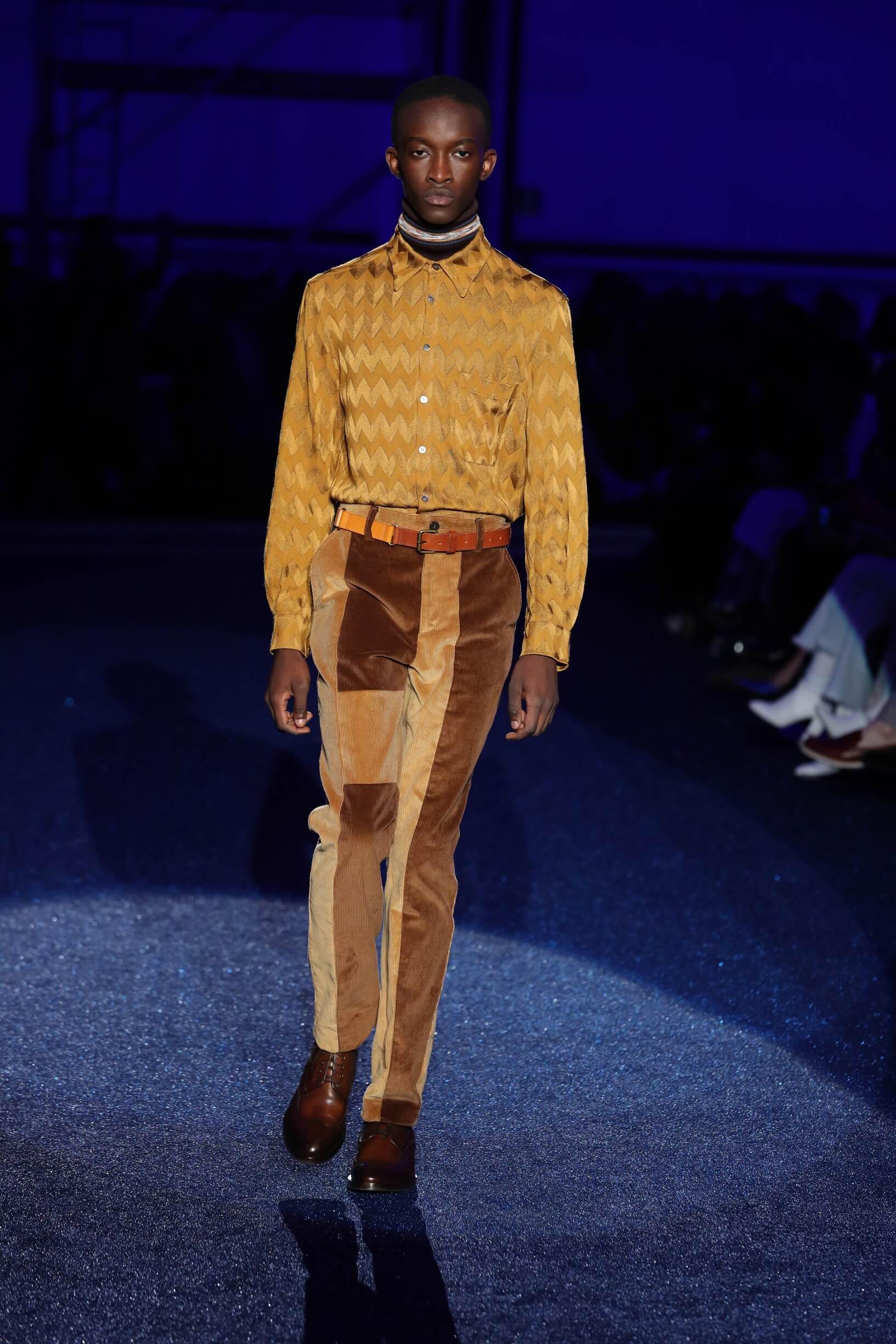 2019 Missoni Trends Milan Fashion Week