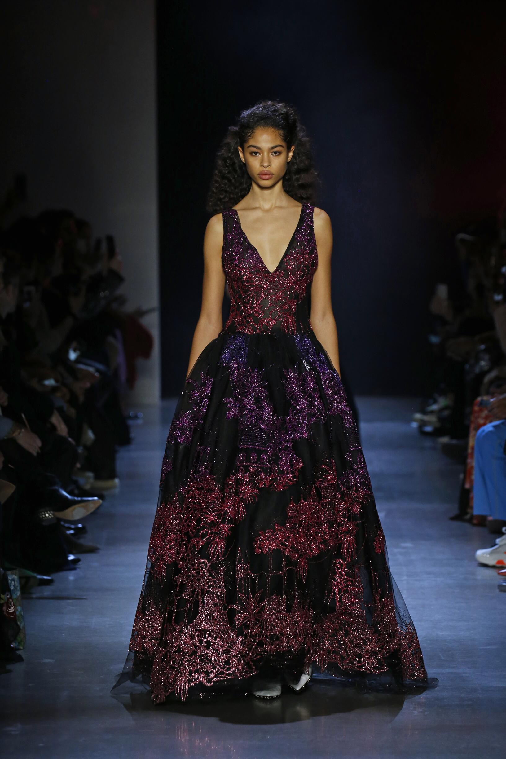 2019 Prabal Gurung Winter Runway