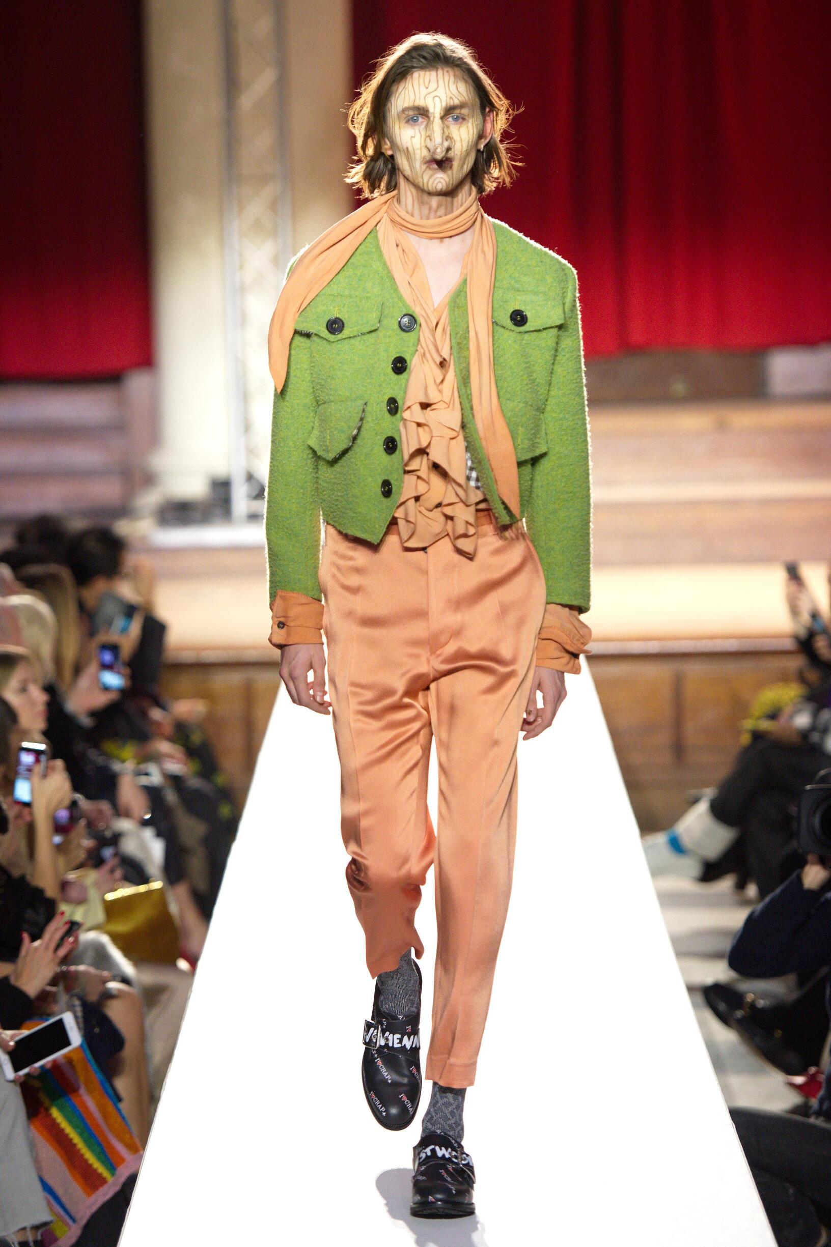 2019 Vivienne Westwood Trends London Fashion