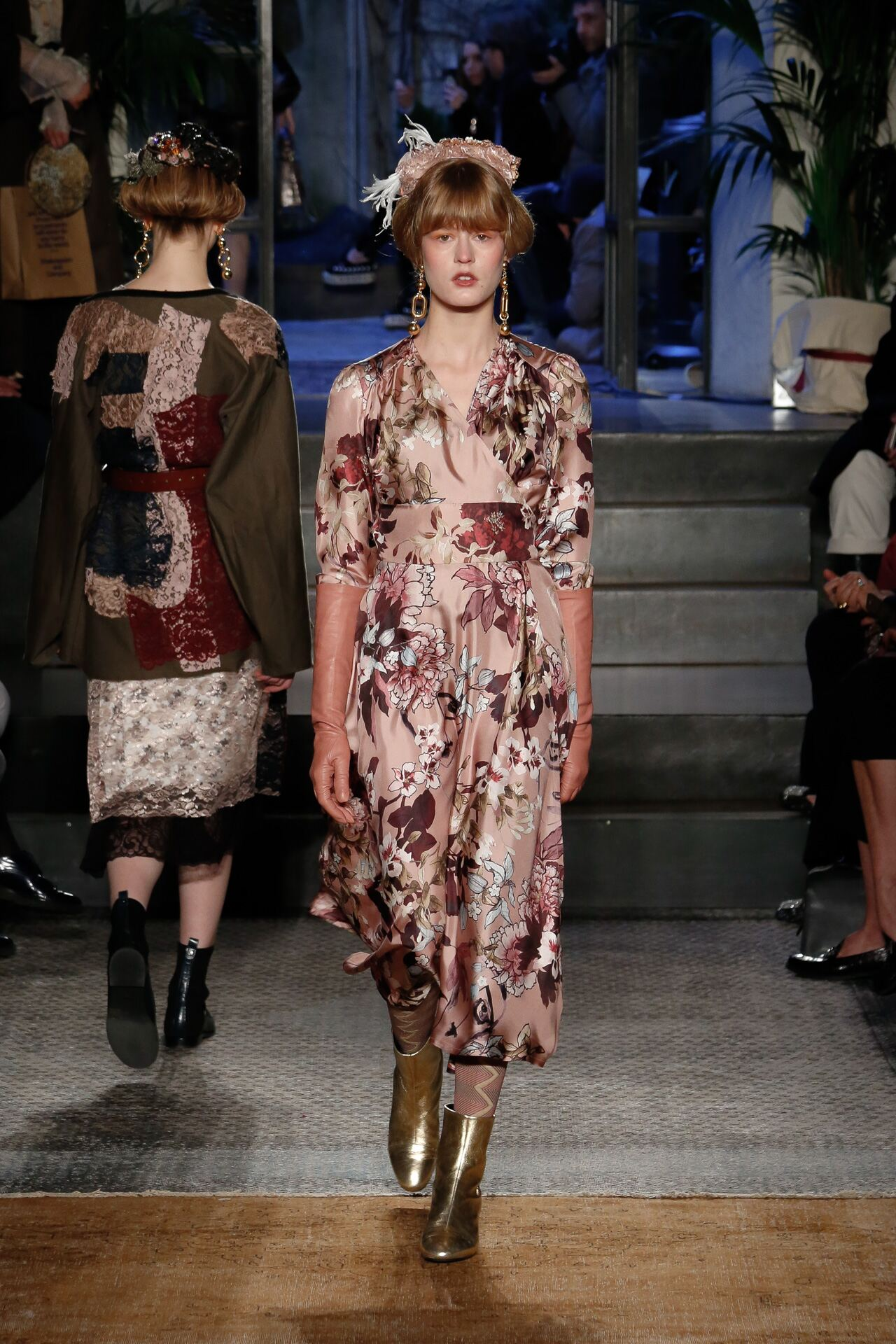 2019 Woman Antonio Marras Trends Milan Fashion Week