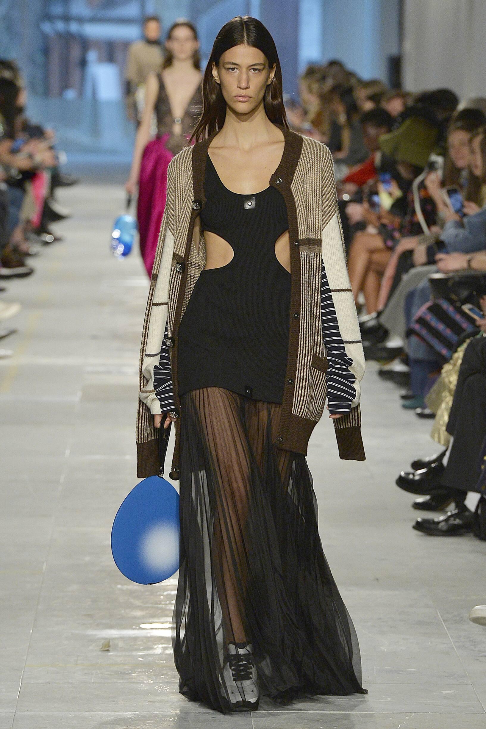 2019 Woman Christopher Kane Trends London Fashion Week