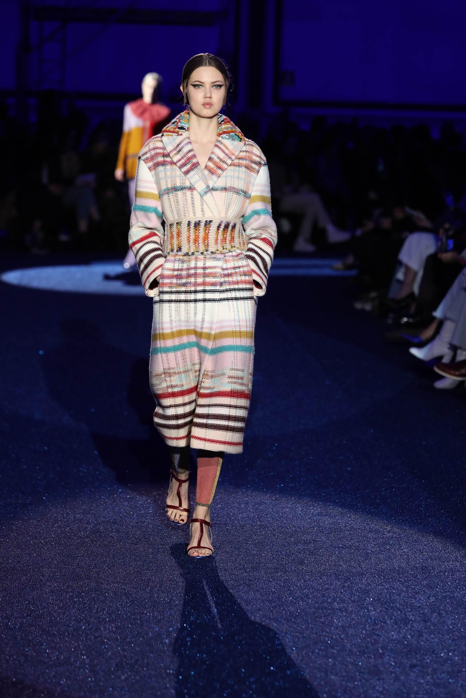 2019 Woman Missoni Trends Milan Fashion Week