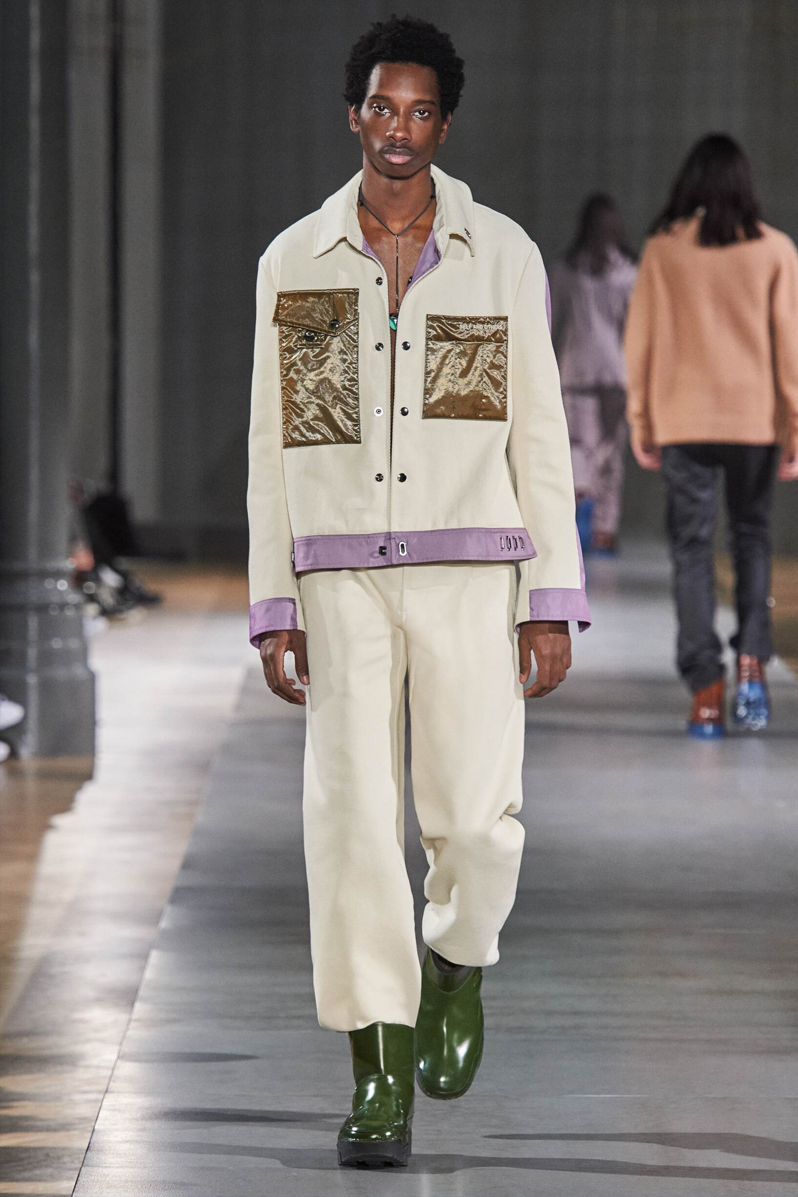 Acne Studios Fall 2019 Catwalk