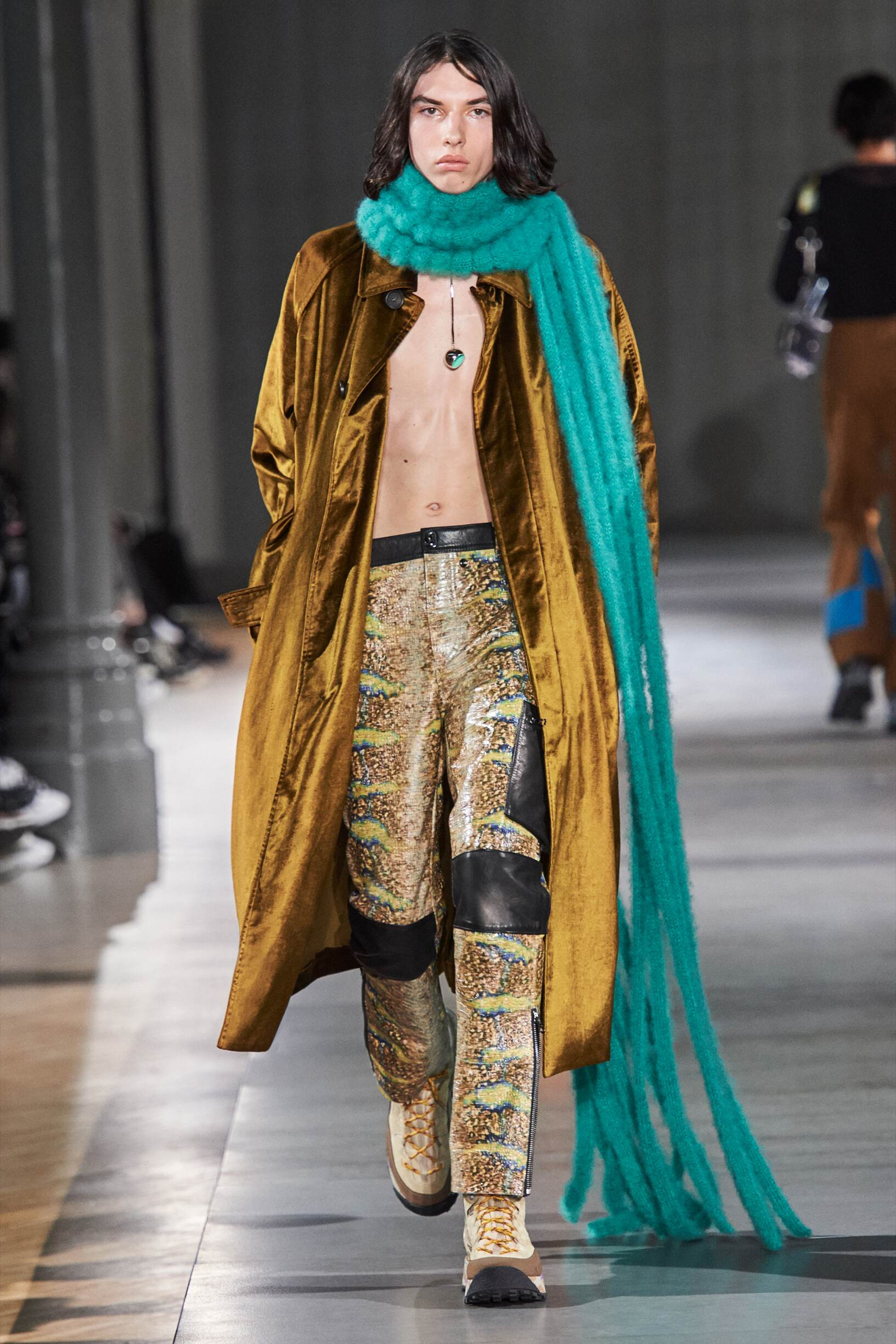 Acne Studios Winter 2019 Catwalk