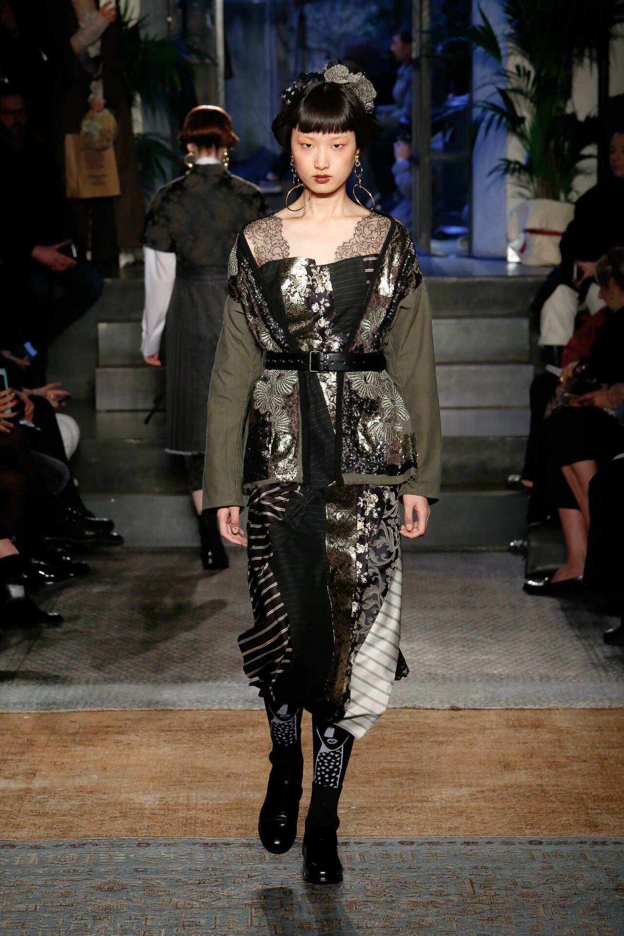 Antonio Marras Catwalk