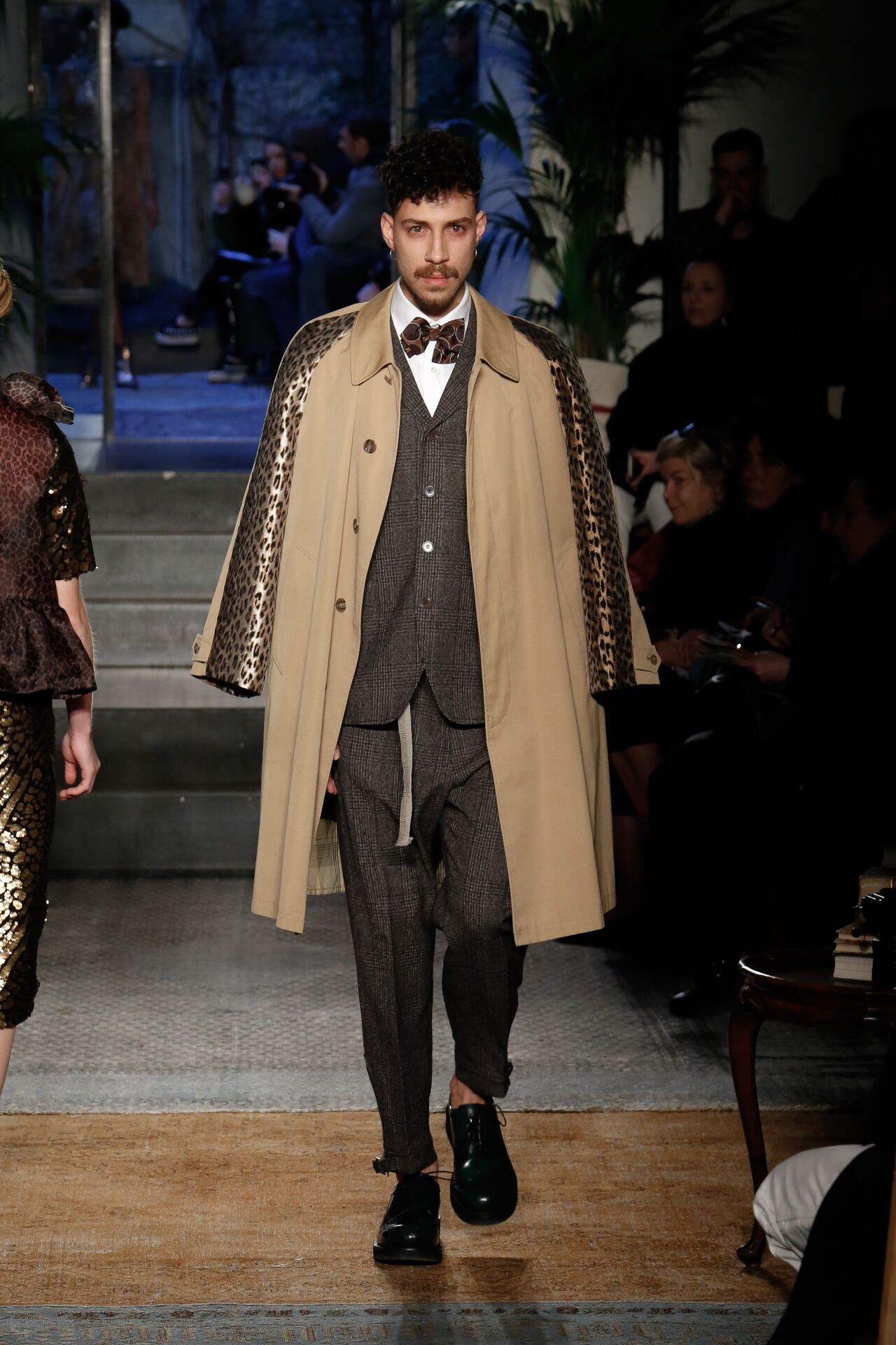 Antonio Marras Fall Winter 2019 Mens Collection Milan Fashion Week